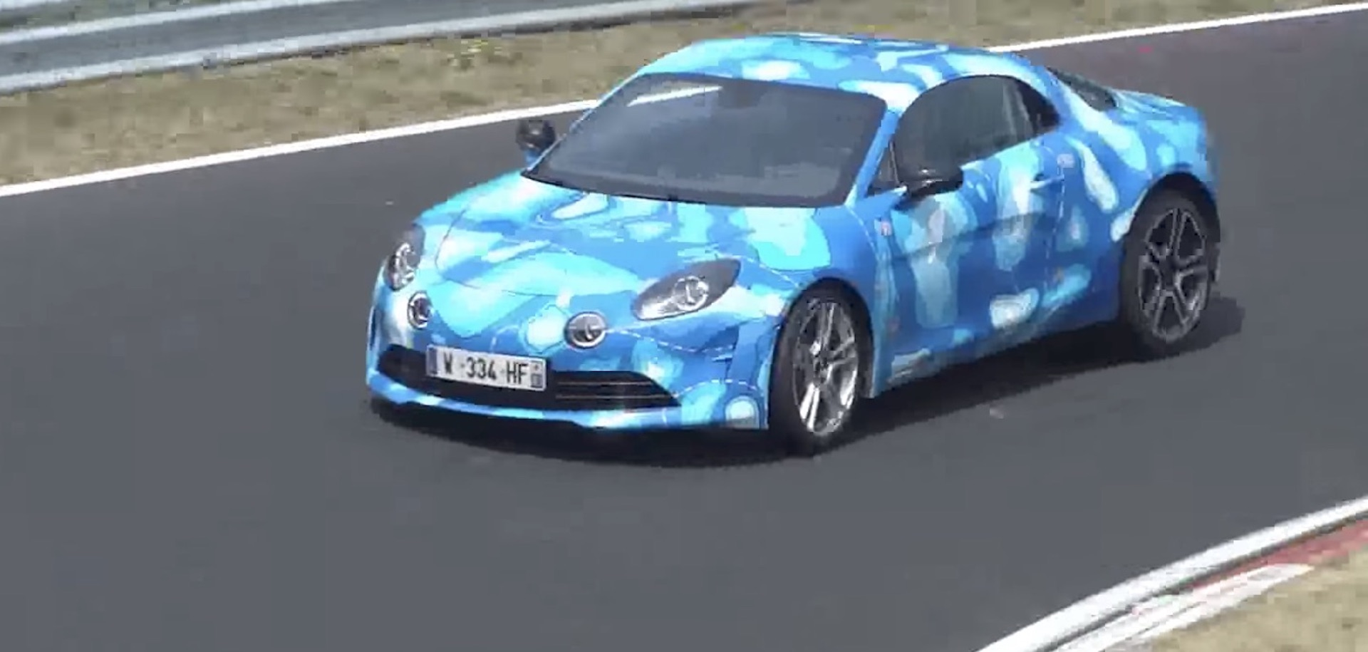 Here S What The New Alpine A110 Sounds Like