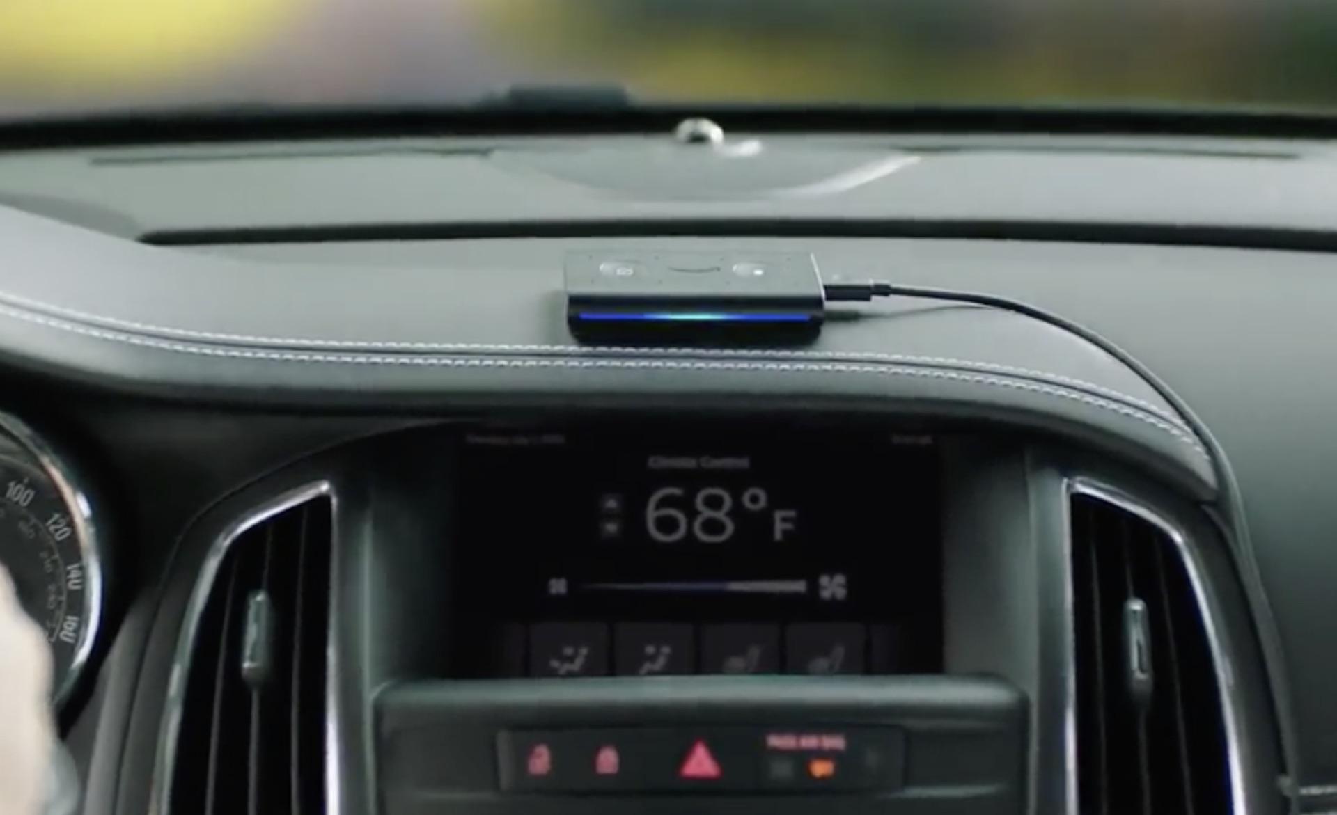 amazon echo auto gives nearly any car alexa capability. Black Bedroom Furniture Sets. Home Design Ideas
