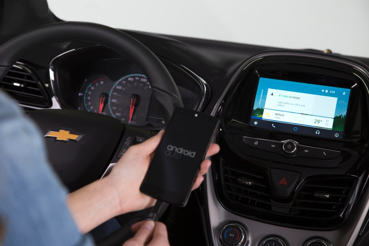 Chevy Mylink Software Update >> Want Android Auto In Your Next Chevrolet Get It Via