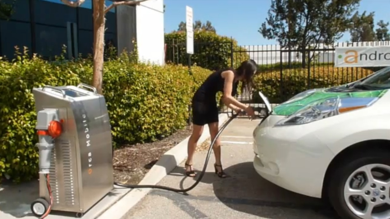 Cheesiest Dc Fast Charging Video Ever Tight Dress High