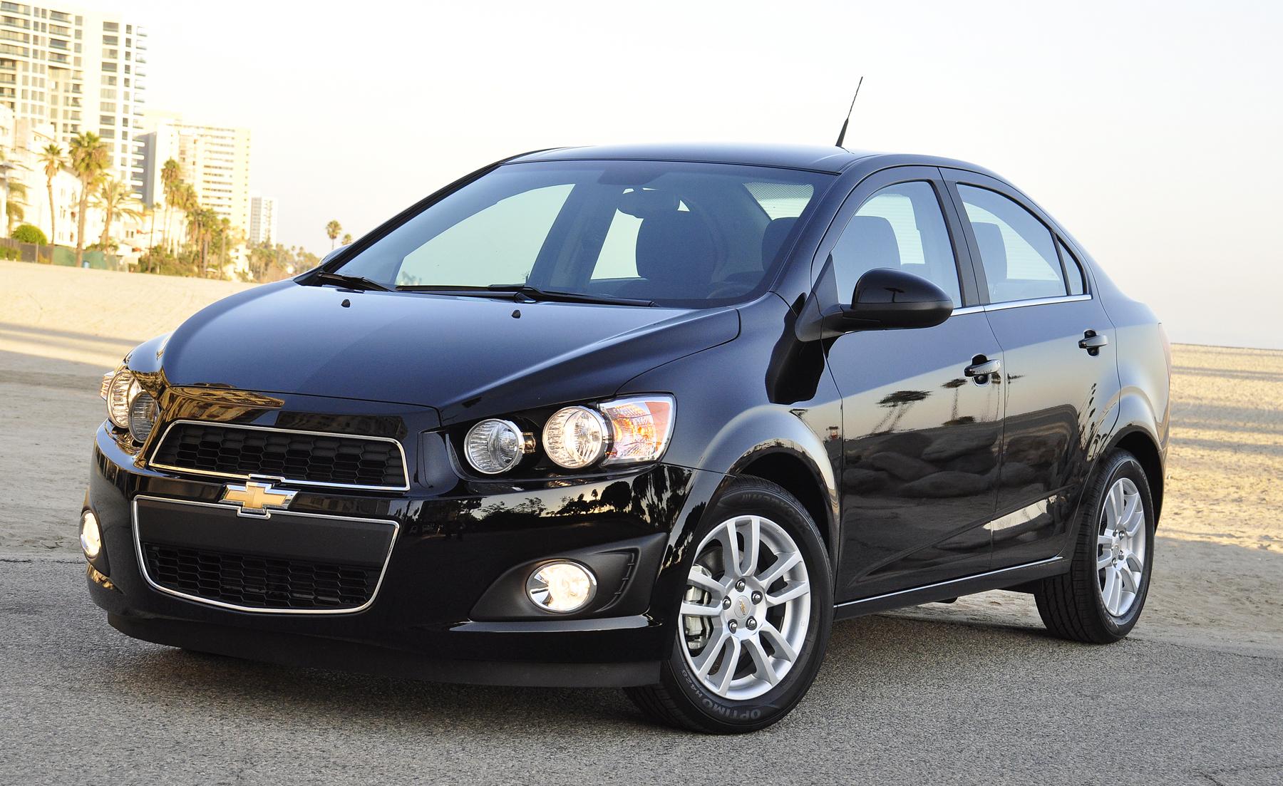 2012 Chevrolet Sonic Lt 1 8 Liter Sedan Drive To Vegas Amp Back