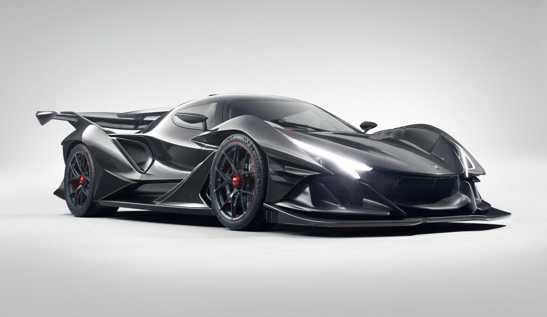 V 12 Powered Apollo Intensa Emozione Supercar Revealed