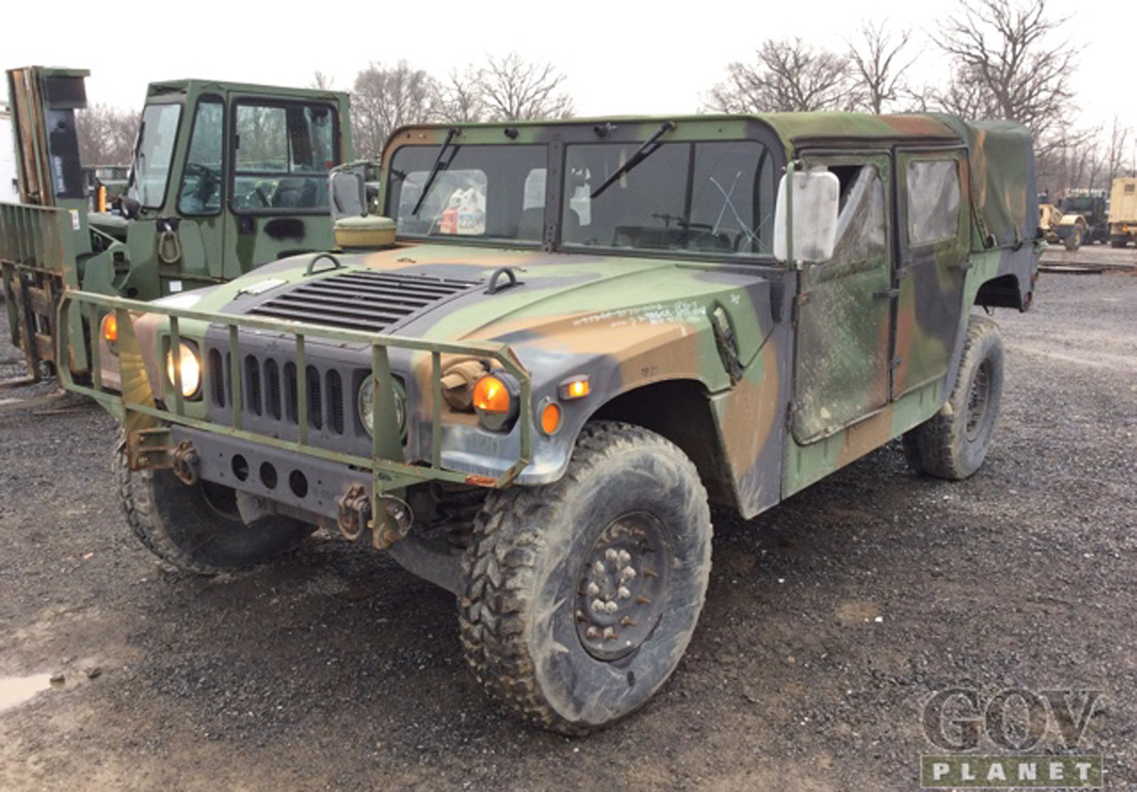Military Surplus Auction >> Humvee Auction Hammers Home Strong Prices