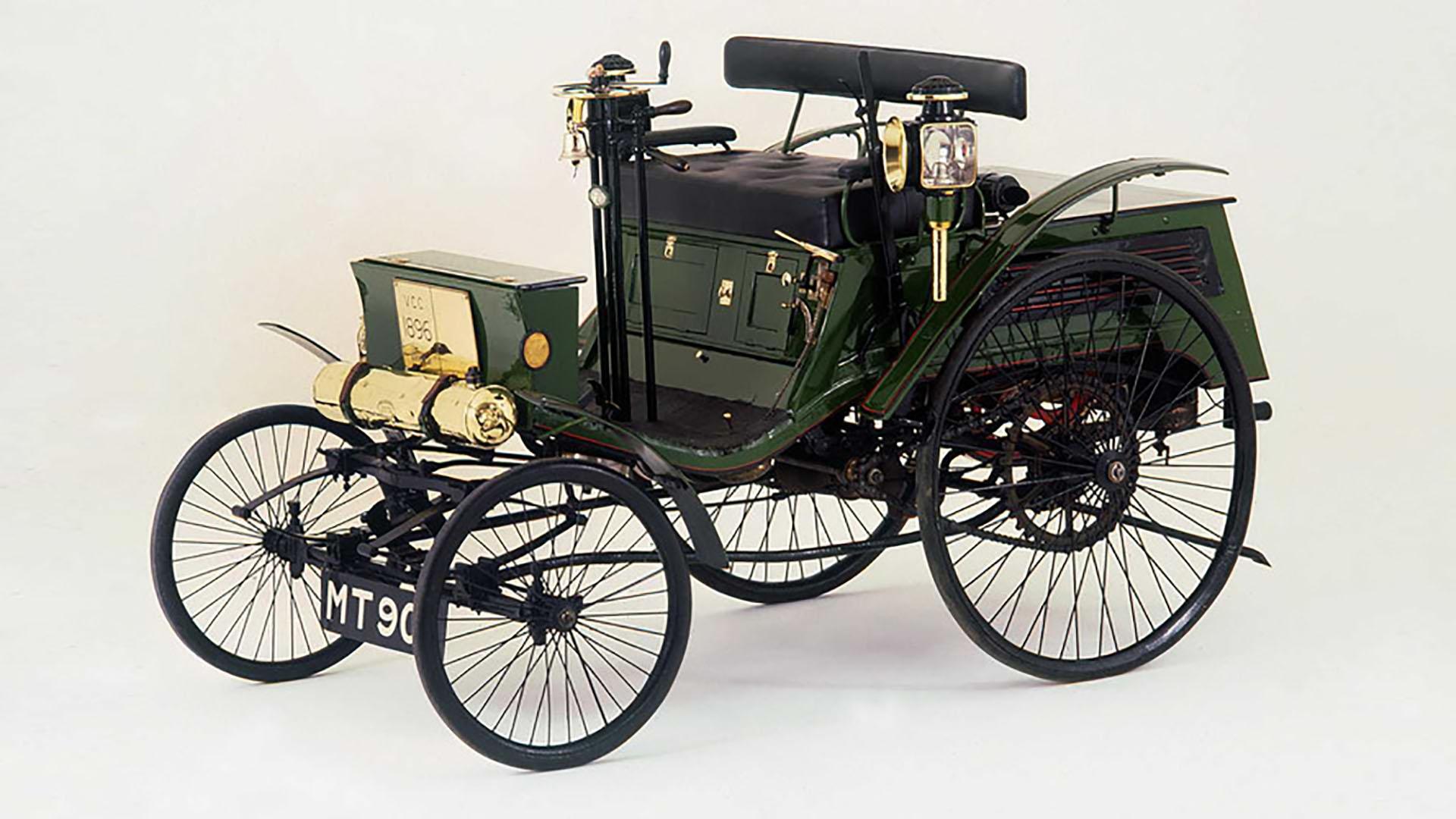 ever motor carriage benz caught