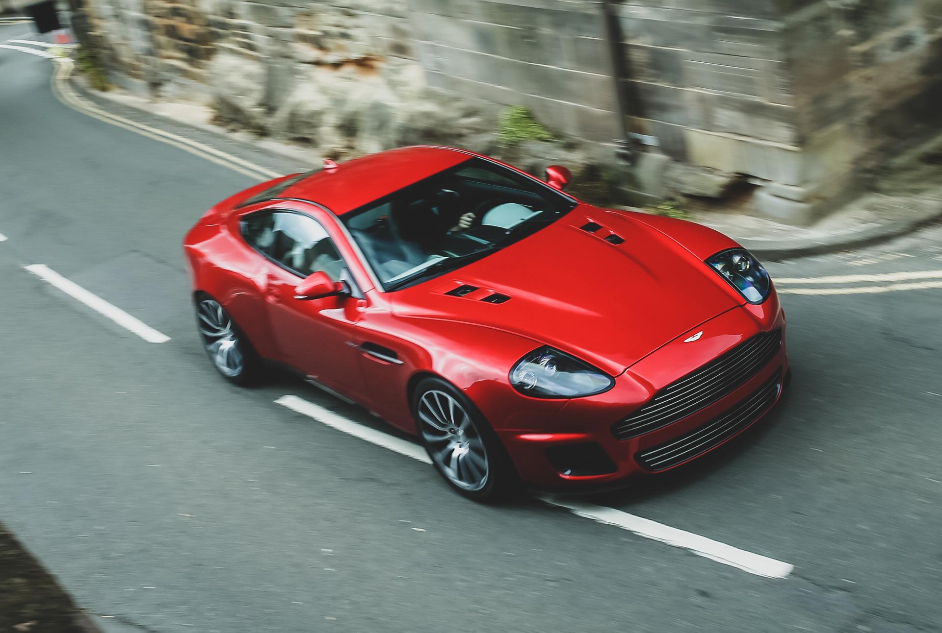 Original Aston Martin Vanquish Reimagined By Ian Callum Ready For Production