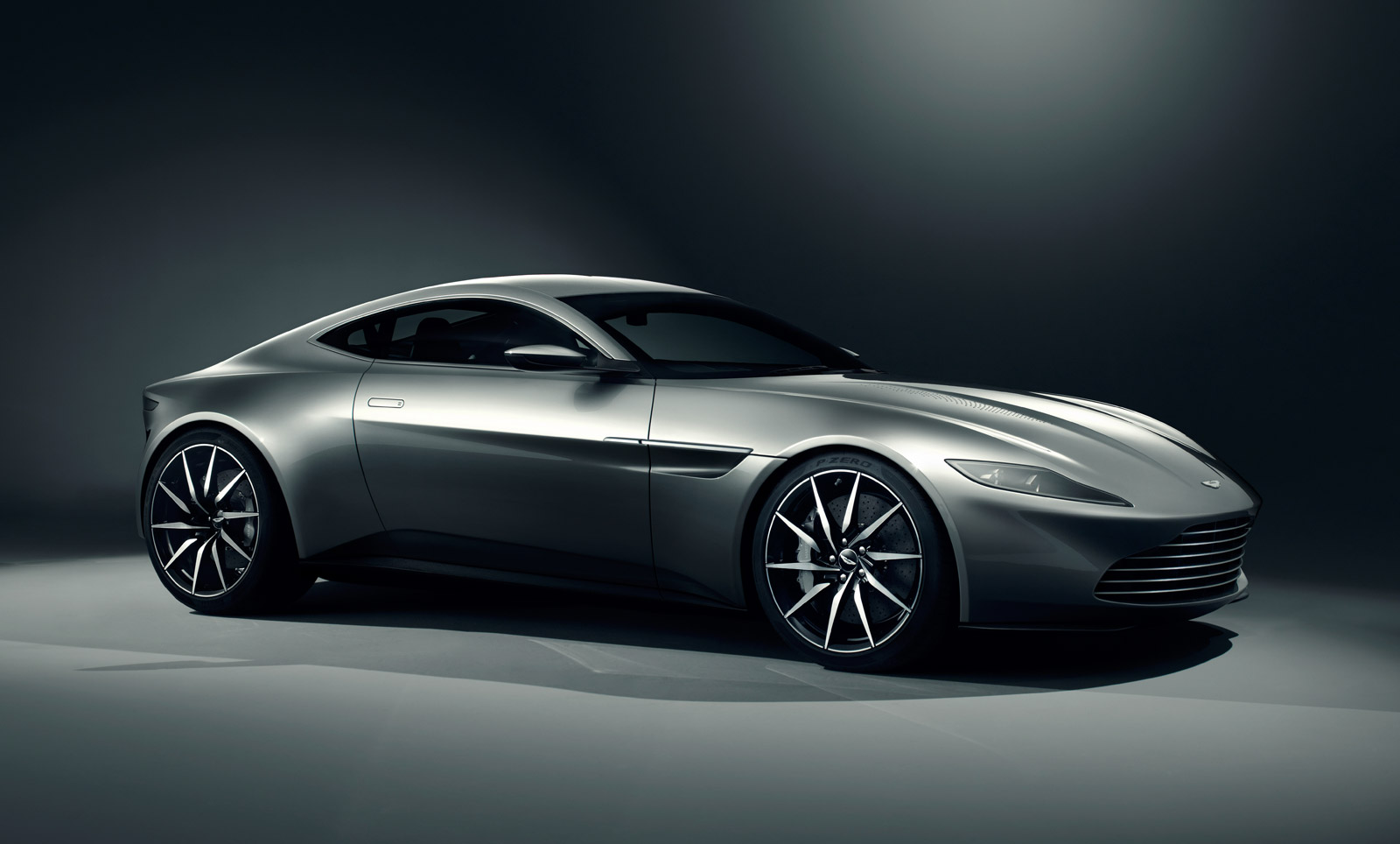 James Bond To Drive New Aston Martin DB10 In Upcoming Spectre Movie