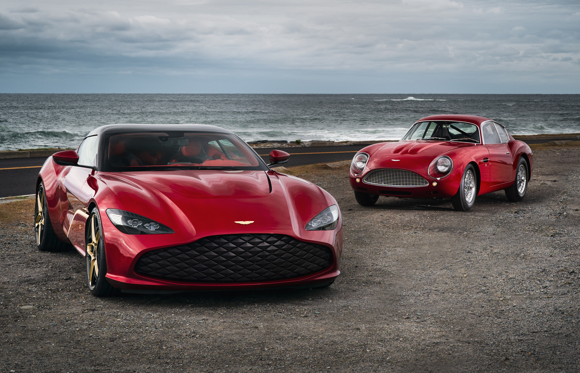 Aston Martin reveals DBS GT Zagato to be sold alongside DB4 GT Zagato continuation car