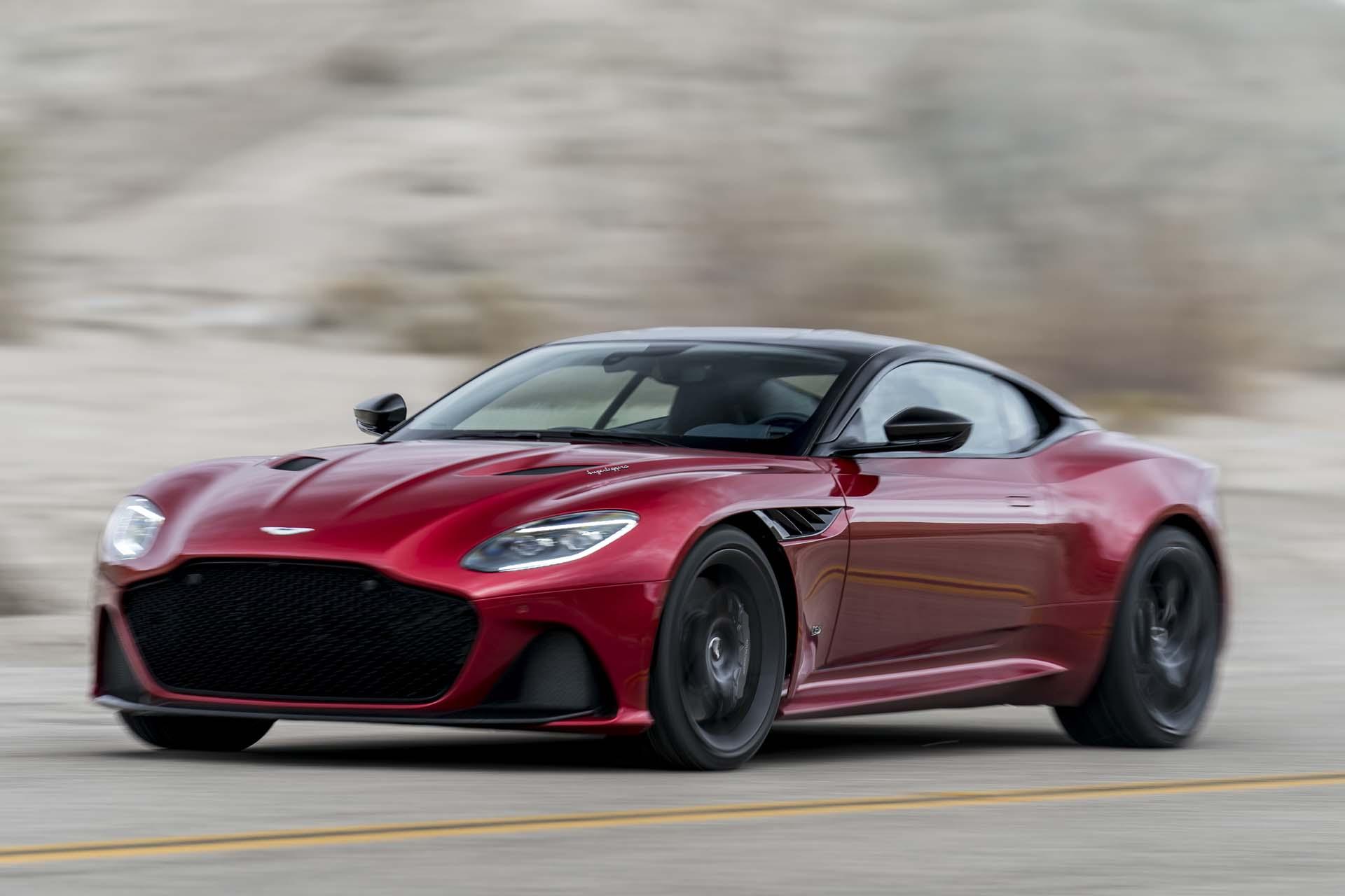 First Details On Aston Martin Dbs Superleggera Amr