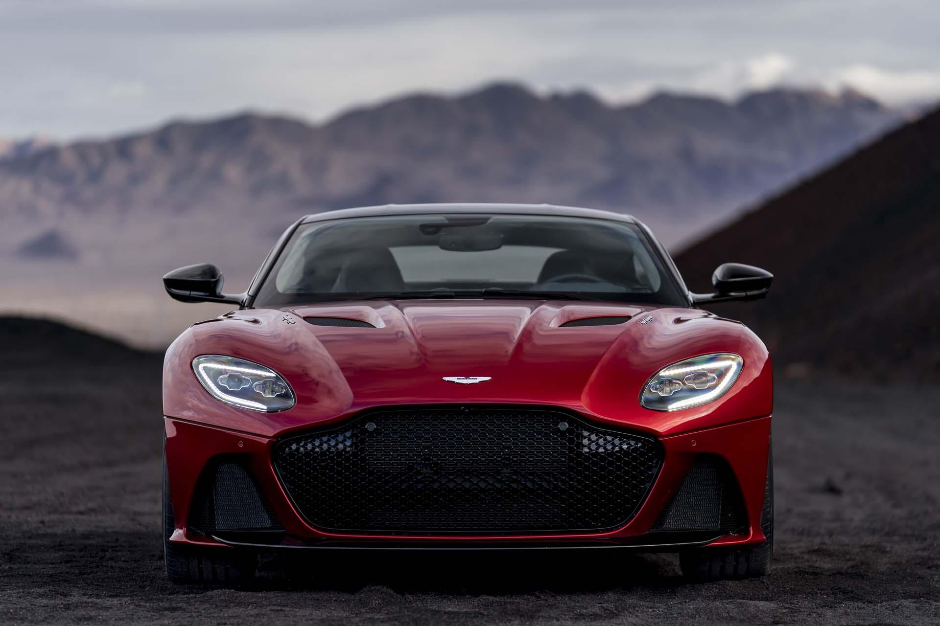 2019 Aston Martin Dbs 2019 Mercedes Benz Cls 2019 Hennessey