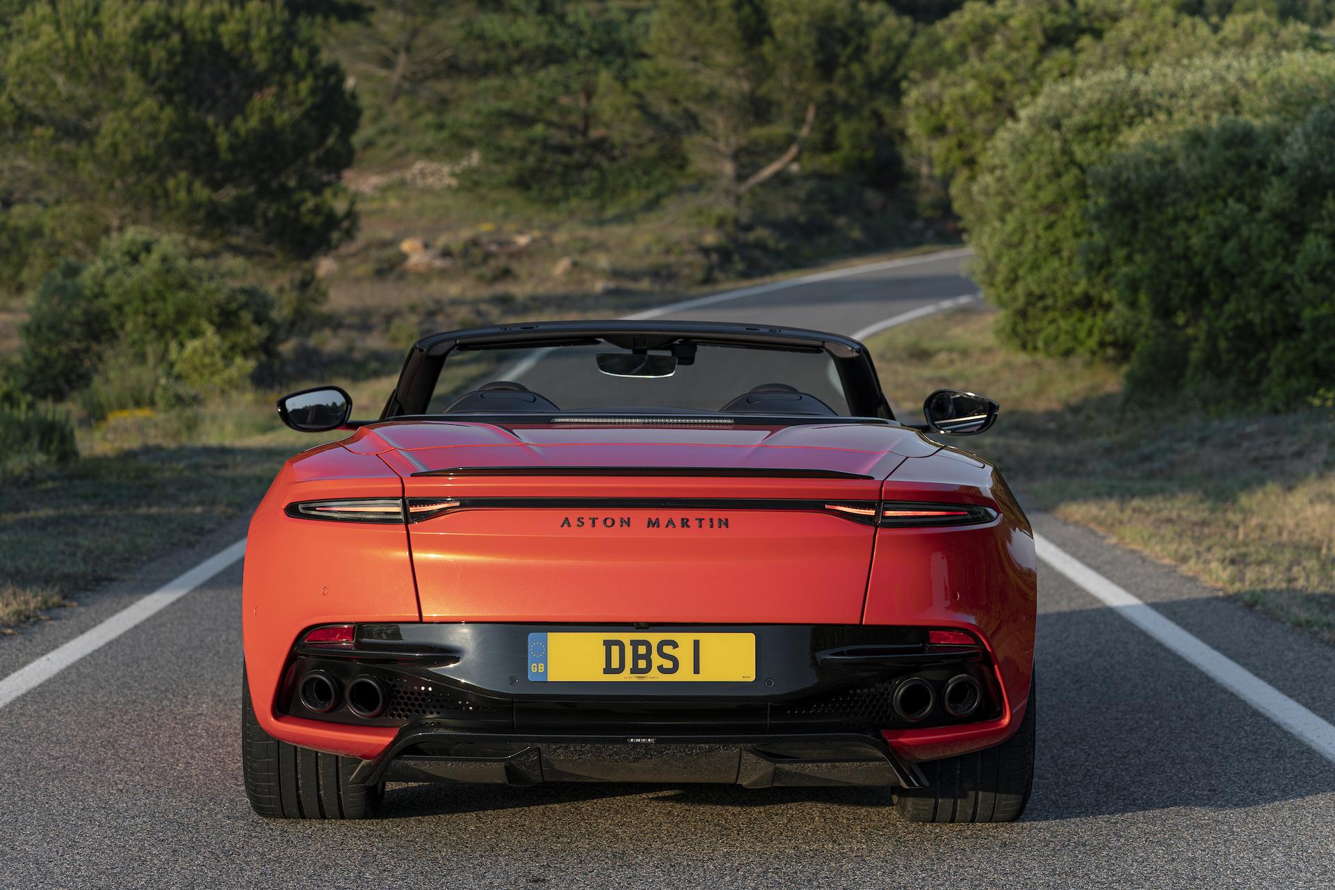2020 Land Rover Defender, 2020 Aston Martin DBS, future ...