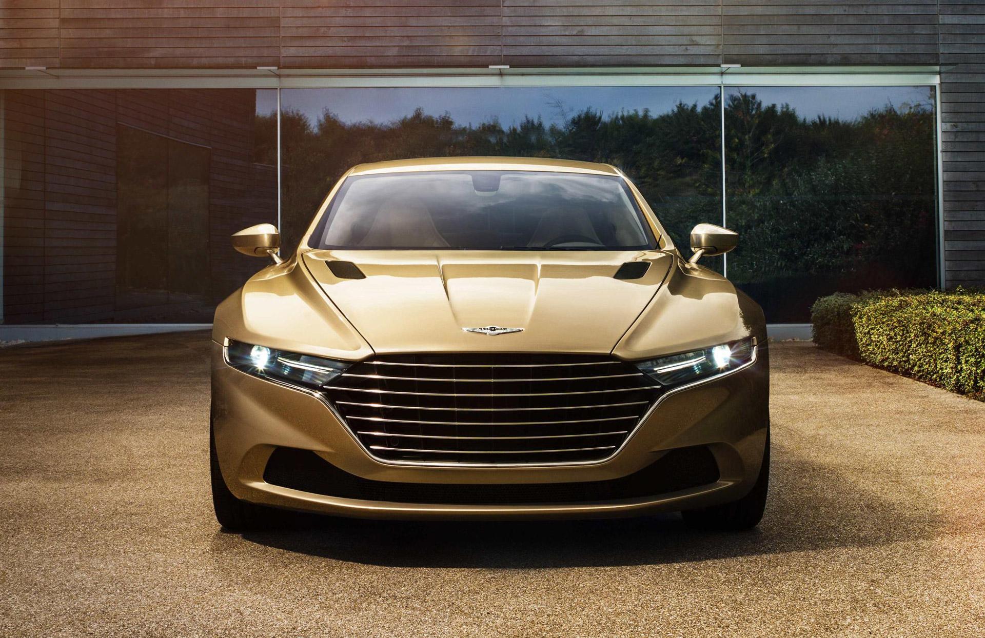 Report Lagonda Will Be Aston Martin S Standalone Brand For Ultra Lux Cars