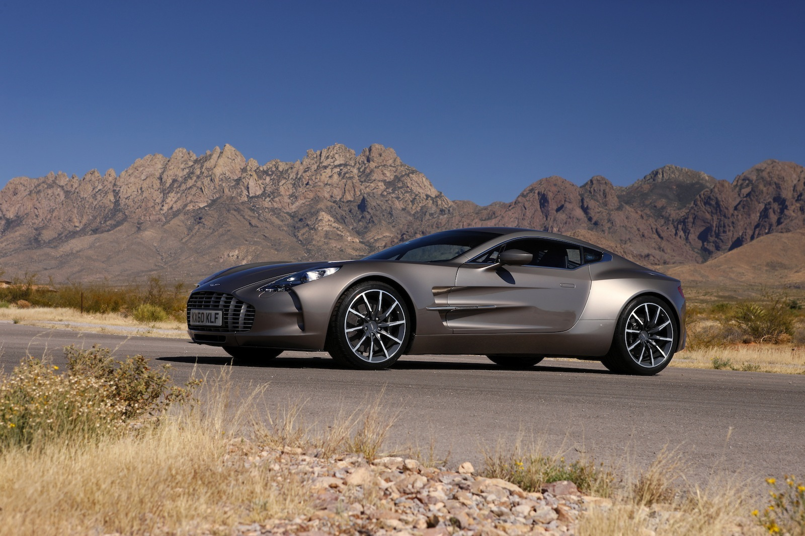 Aston Martin One 77 Supercar Is Officially Sold Out