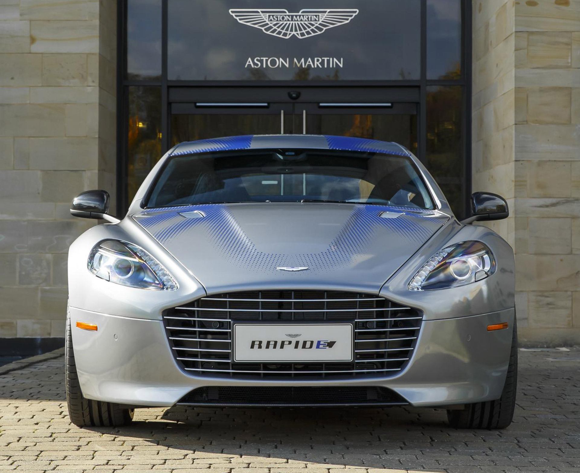 Aston Martin Rapide Electric Luxury Sedan Delayed To 2019