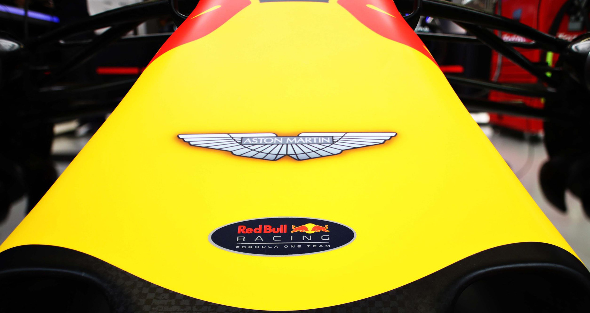 Aston Martin Enters F1 As Title Sponsor Of Red Bull Racing