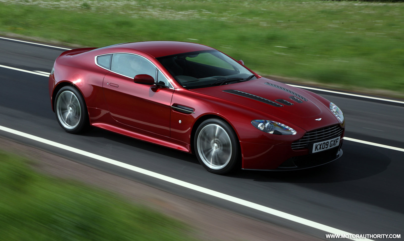 Aston Martin Officially Prices V12 Vantage From 179 995 Carbon Black From 194 995