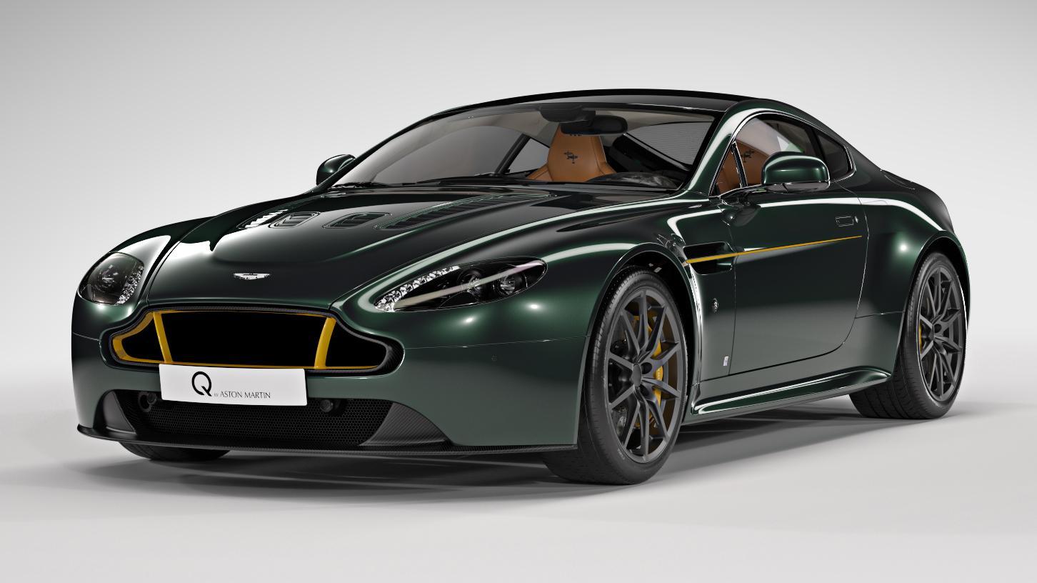 Aston Martin Dealer Honors Spitfireu0027s 80th Birthday With Special V12 Vantage  S