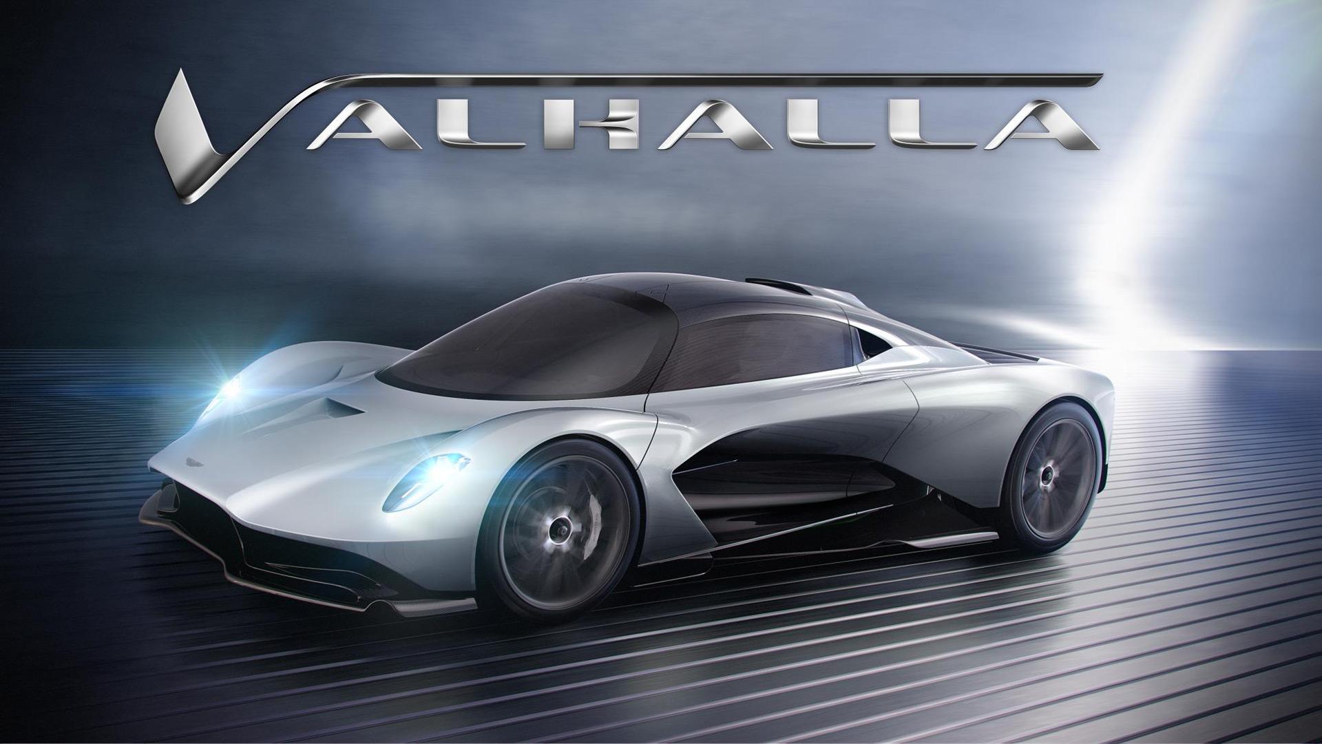 New Aston Martin >> Aston Martin Valhalla Is New Name For Am Rb 003 Hypercar
