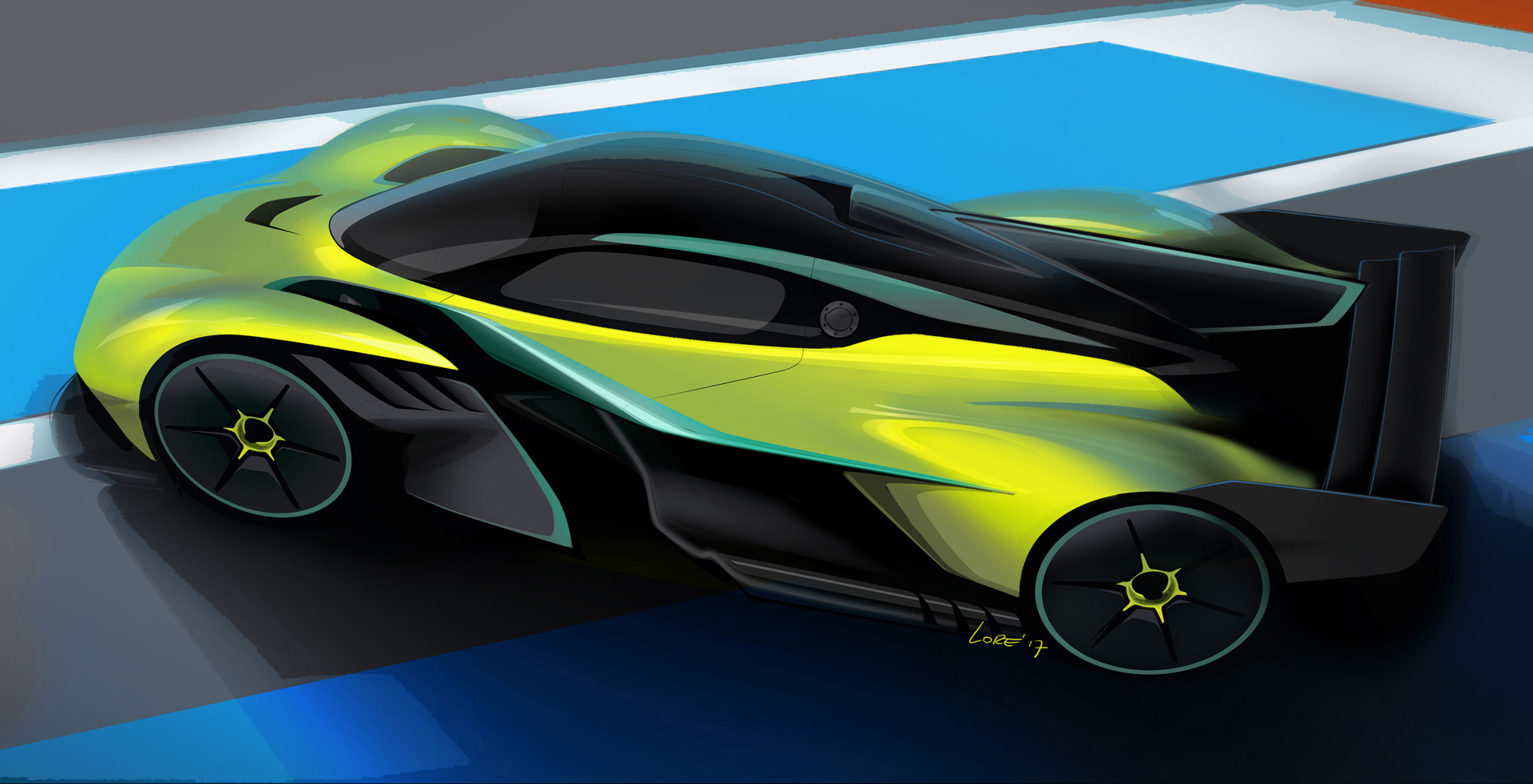Aston Martin Valkyrie Amr Pro Promises F1 Like Track Times