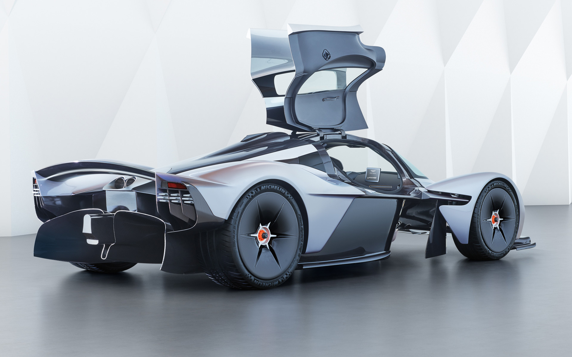 Production Aston Martin Valkyrie Will Be Even Wilder Than Concept