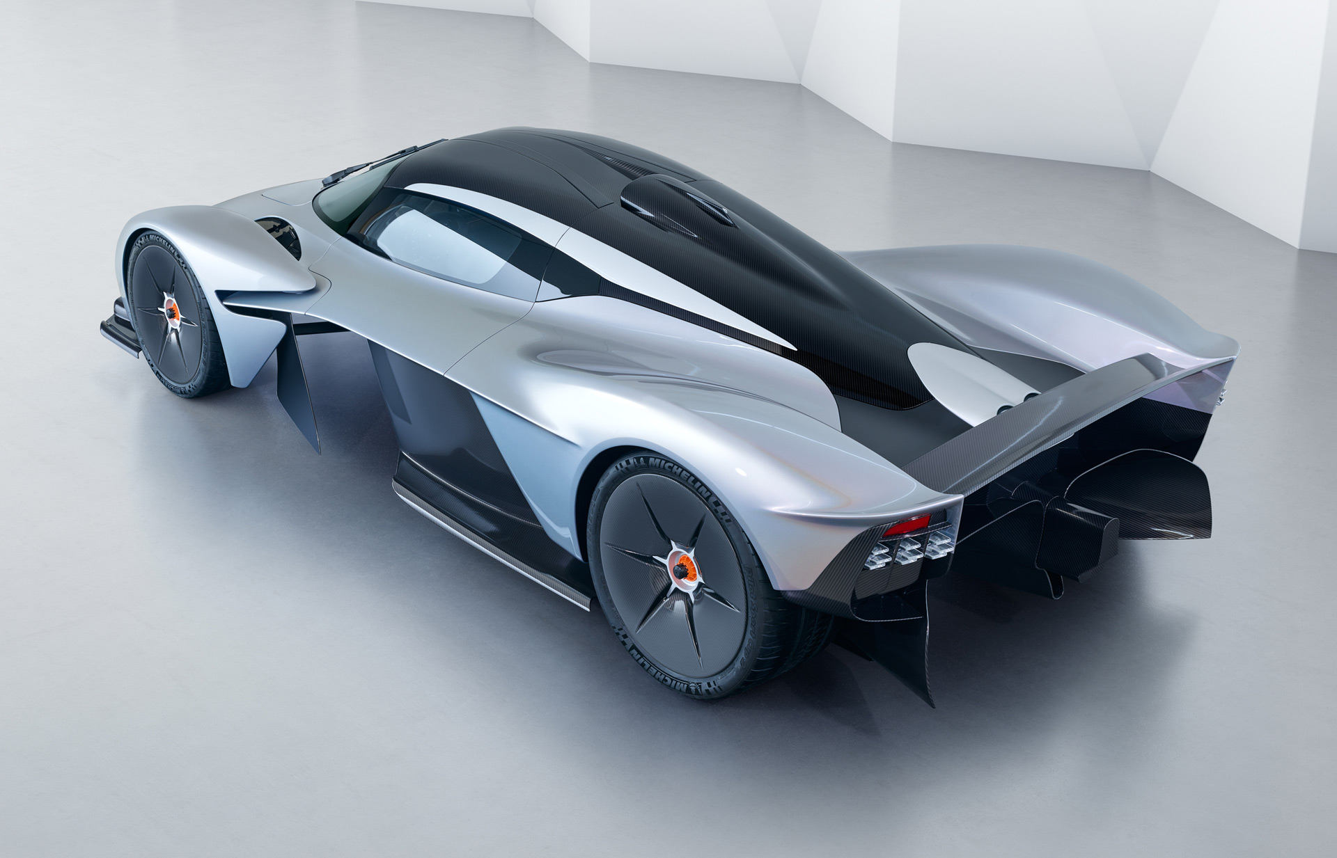 "aston martin working on ""brother of valkyrie"" to compete at"