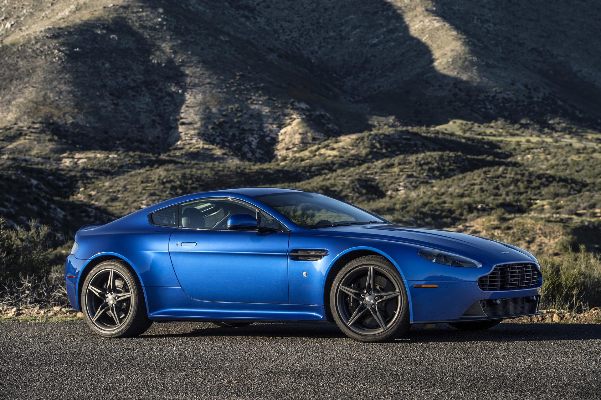 2017 Aston Martin Vantage Priced From 137 820