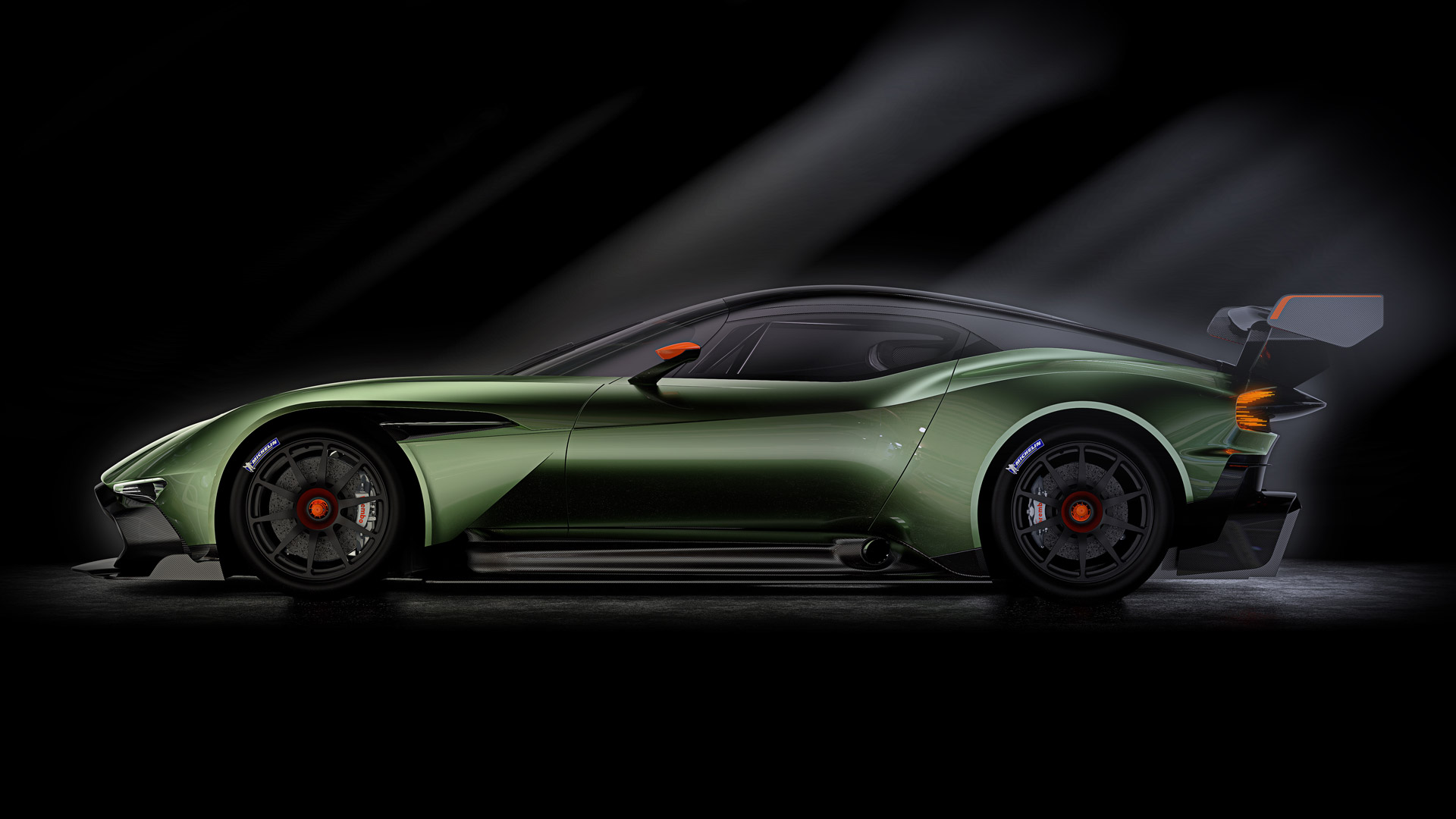Aston Martin Vulcan, Mercedes-AMG GT3, Glickenhaus SCG003S: This Week's Top Photos