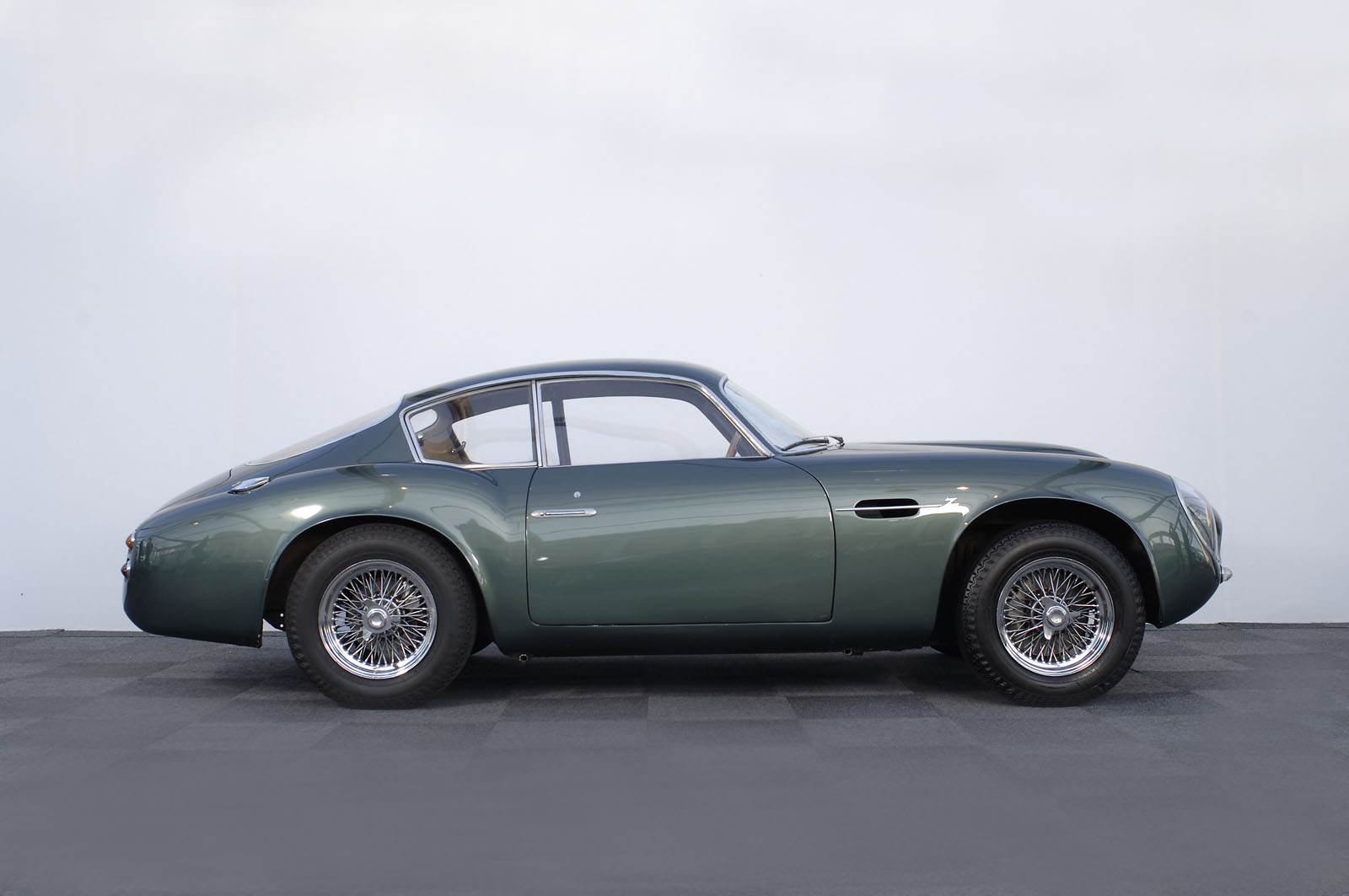 All Types aston db4 zagato : Original Aston Martin DB4 Zagato Headed To Auction: Video