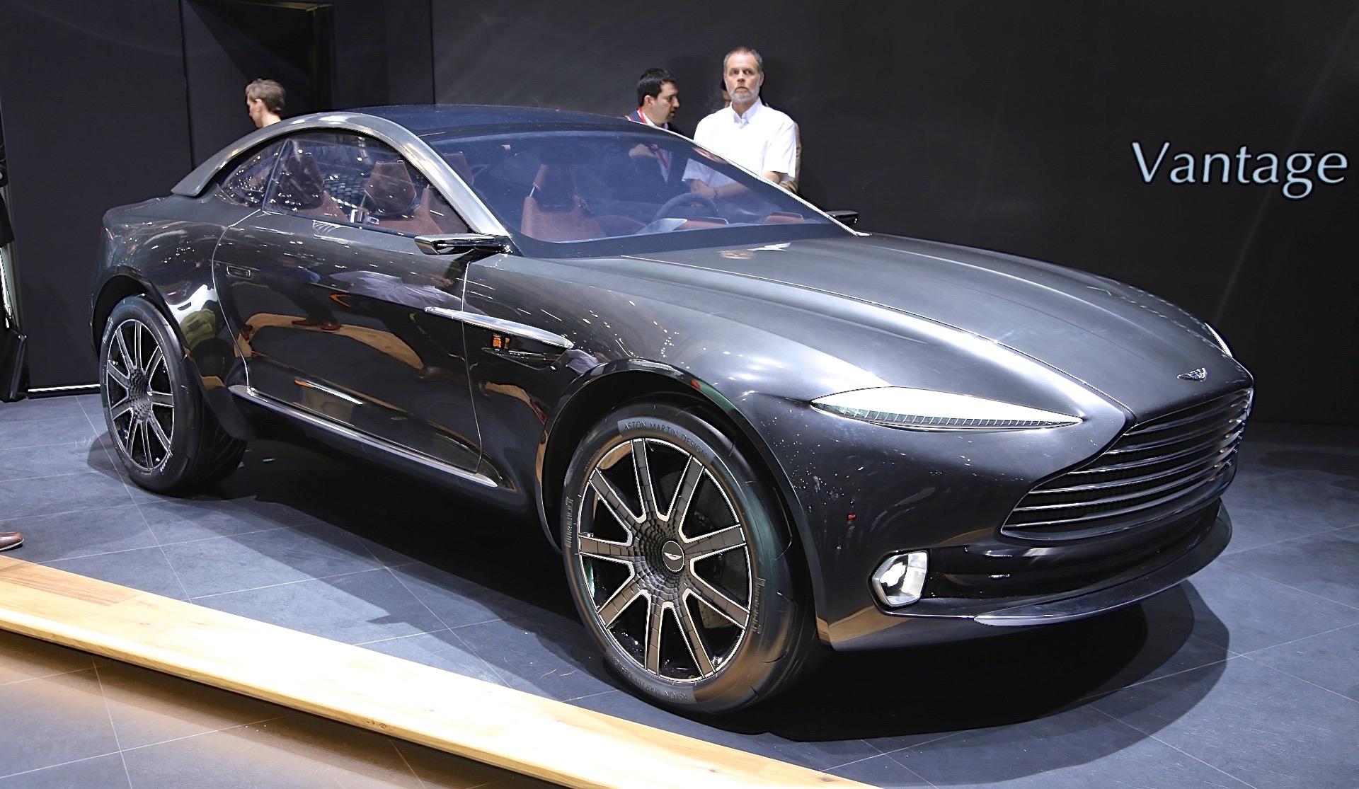 Aston Martin DBX SUV Concept: Design, Specs >> All Electric Aston Martin Dbx Crossover Concept Geneva Surprise