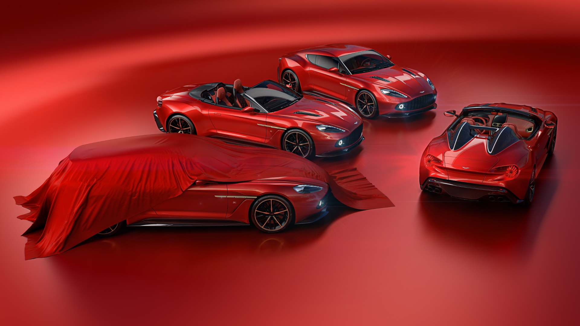 Aston Martin Vanquish Zagato Shooting Brake Is A Hot Hatch We Dig