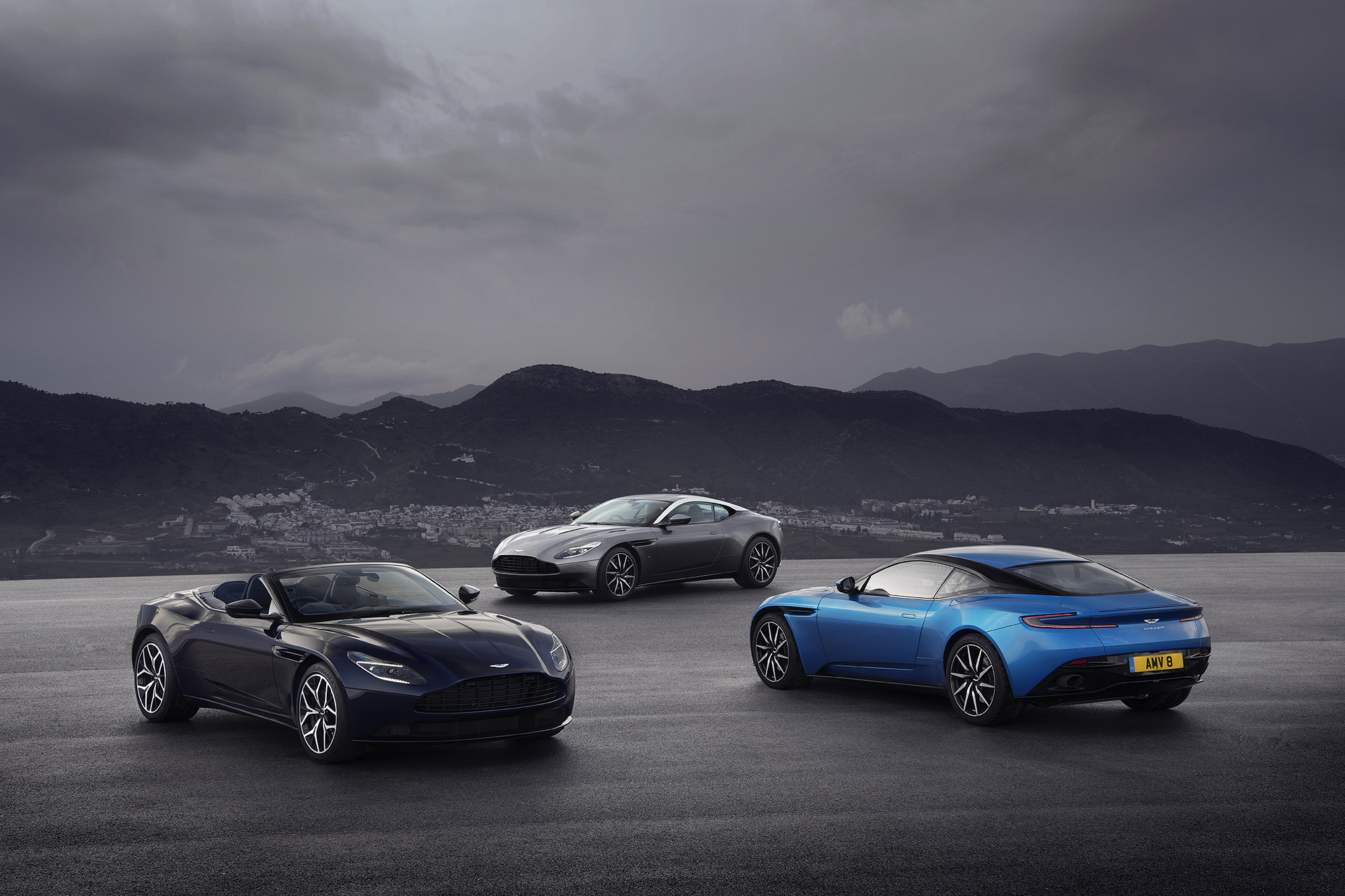 Aston Martin To Bring A Surprise Or Two To The 2018 Geneva Motor Show