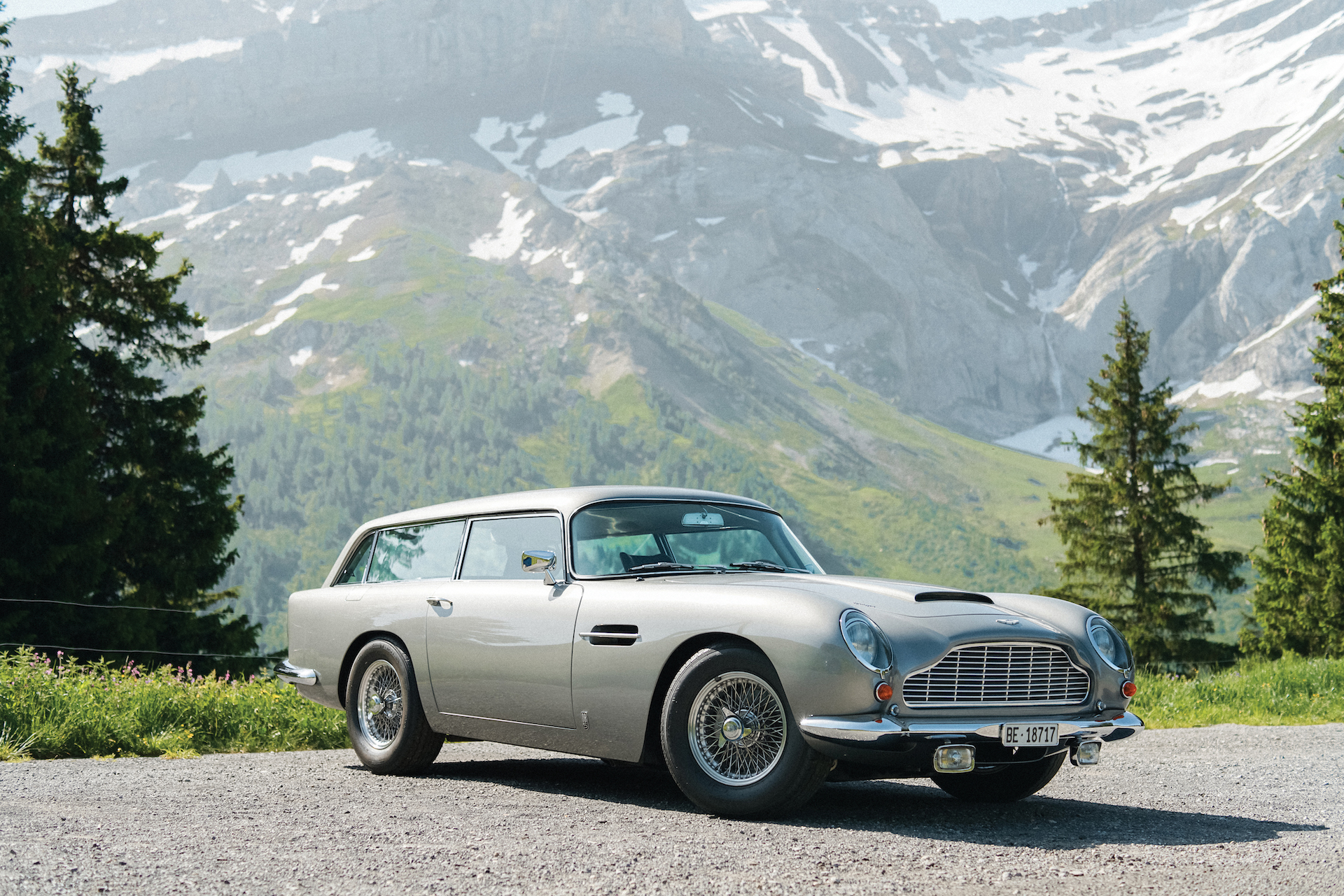Aston Martin Db5 Shooting Brake Other Rare Models Head To Auction