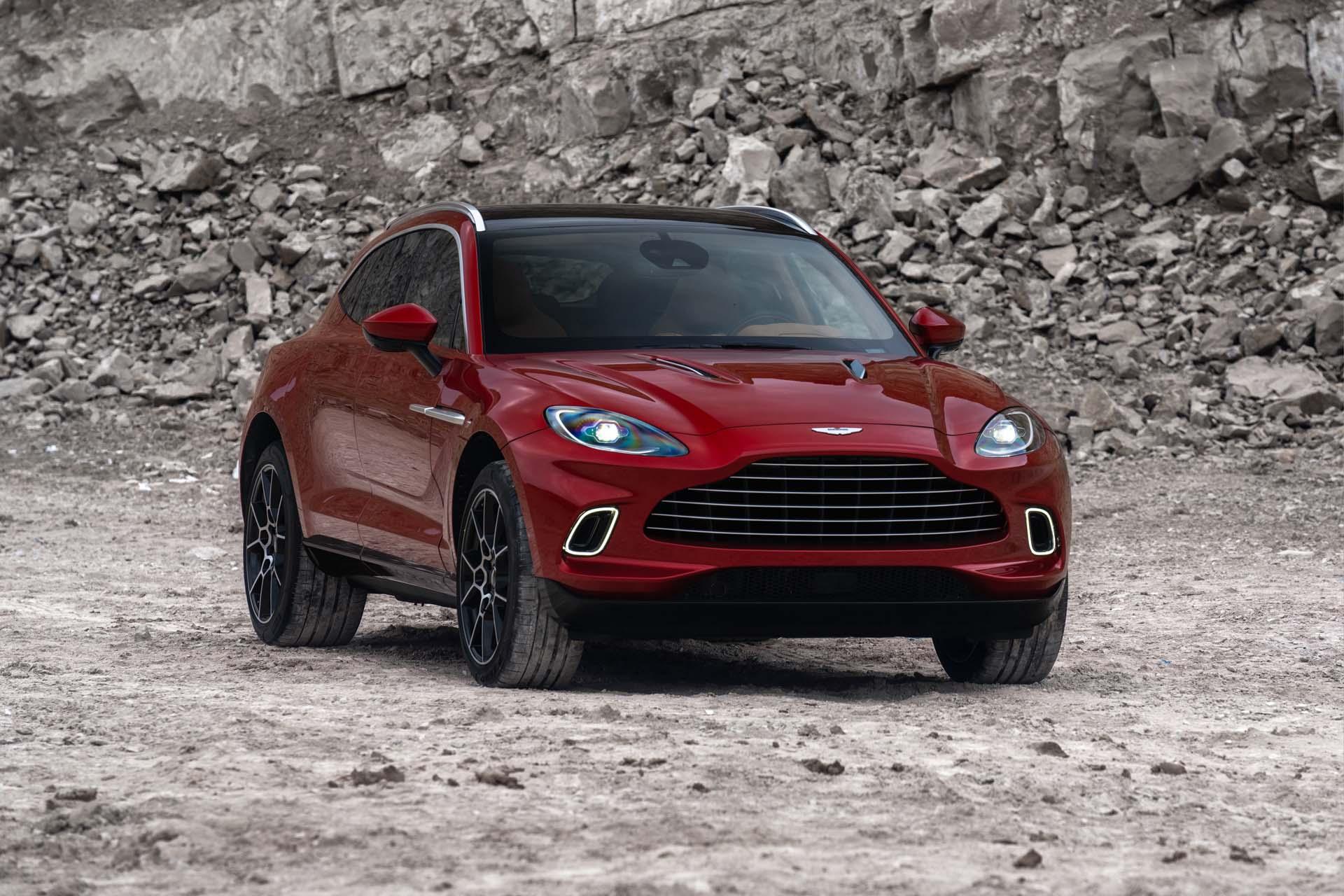 Aston Martin Drops Price On Dbx Vantage