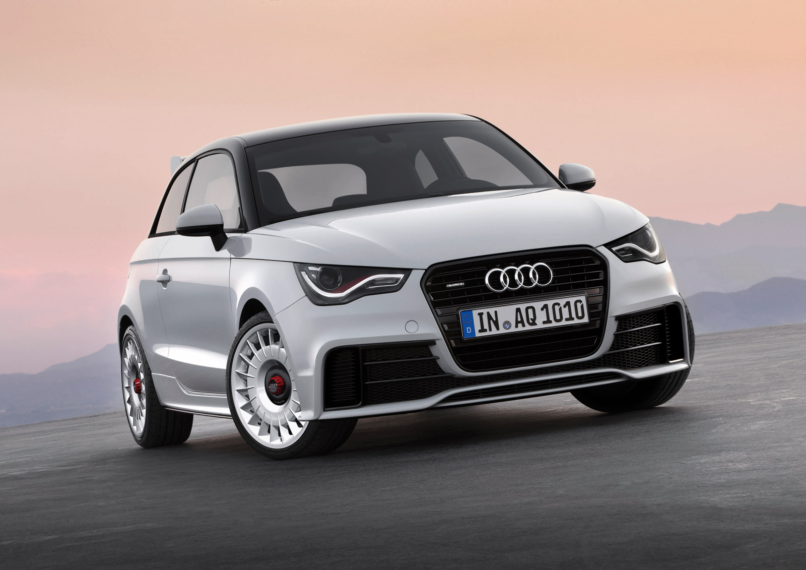 Audi A1 Quattro Limited Edition Awesome