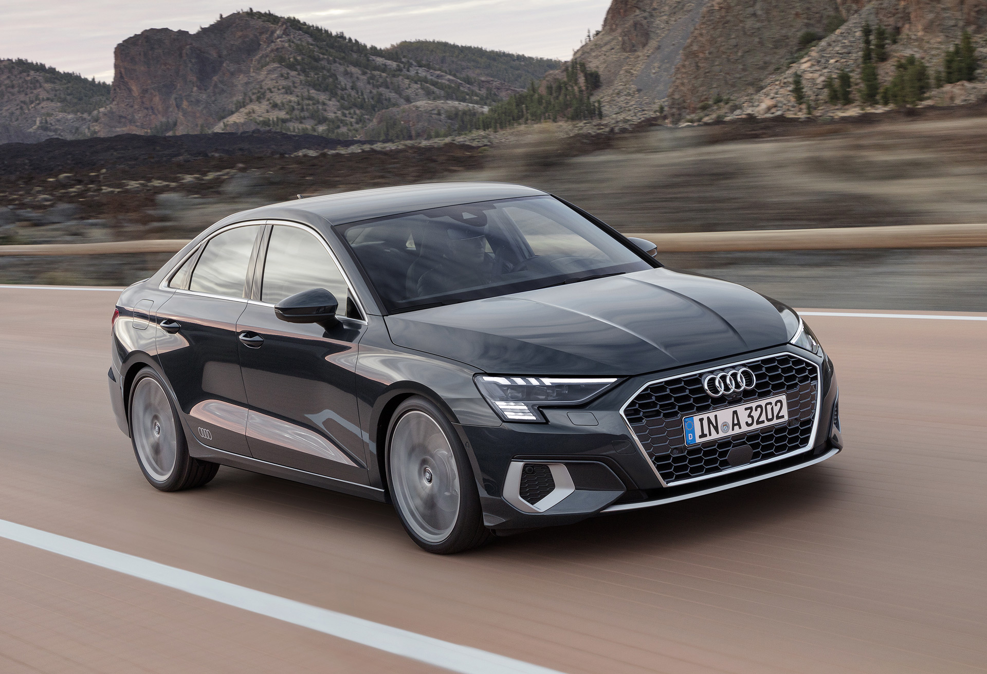 4 Audi A4 preview: Moving up in the compact class