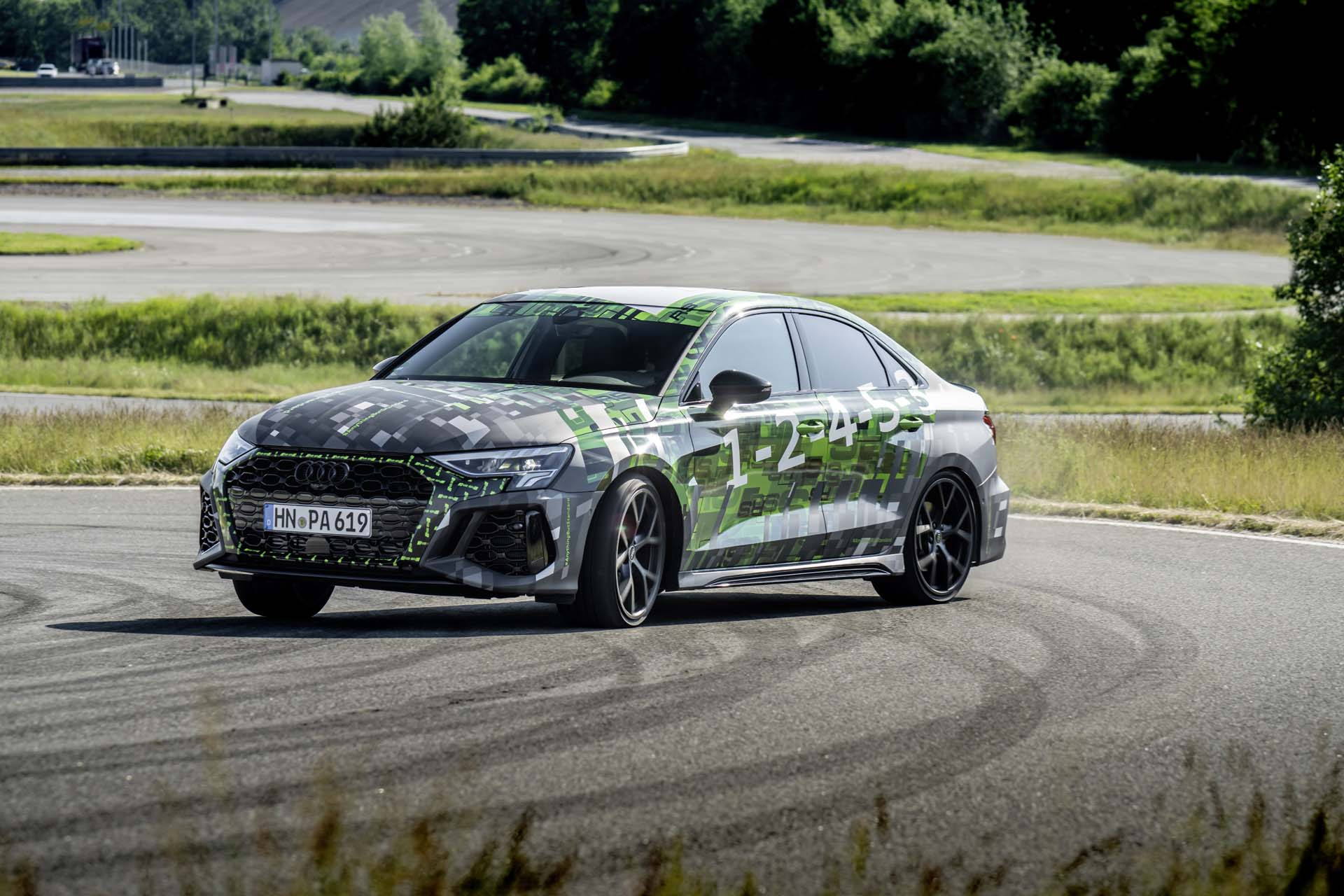 Sneak preview: 2022 Audi RS 3 to add rear torque splitter, hit 62 mph in 3.8 seconds