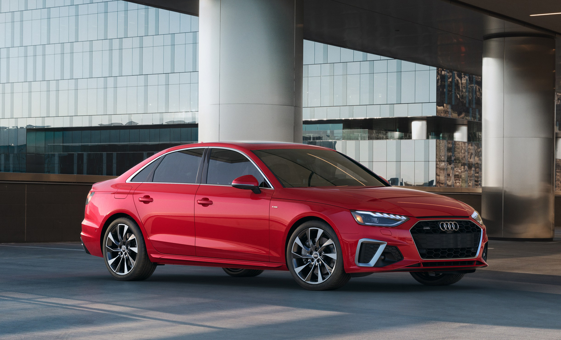 2021 audi a4 and a5 get power boost