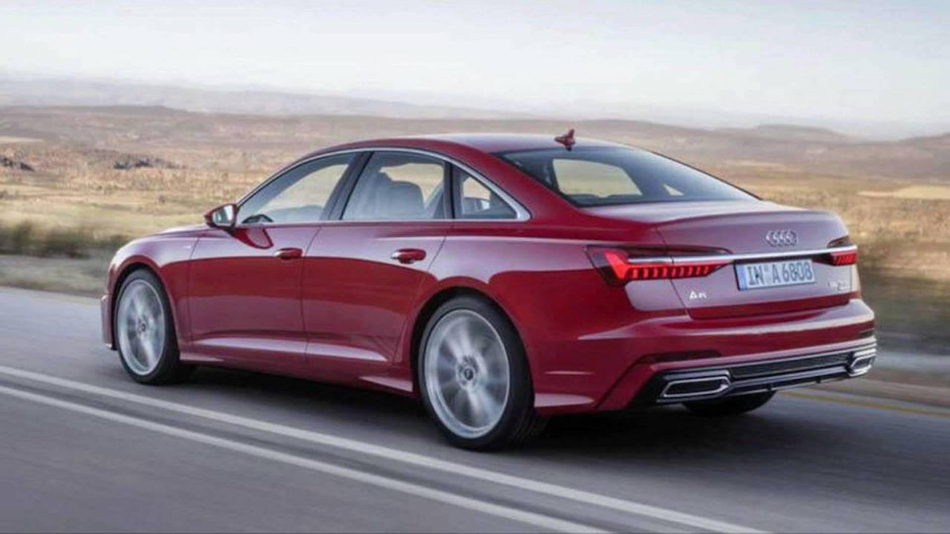 Kelebihan Audi A6 Rs Spesifikasi