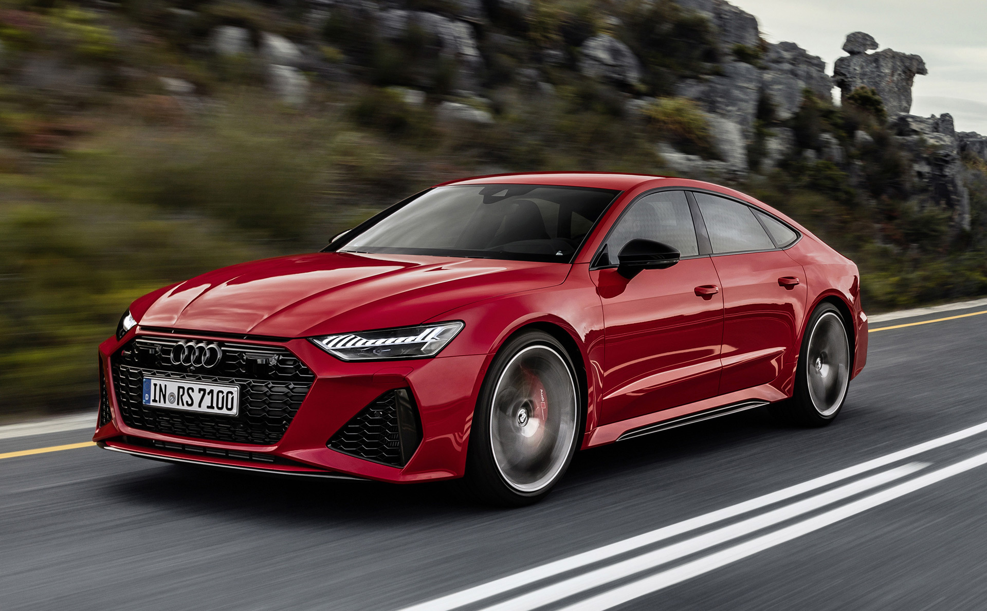 The 114 995 2021 Audi Rs 7 Will Take You To 190 Mph In Style