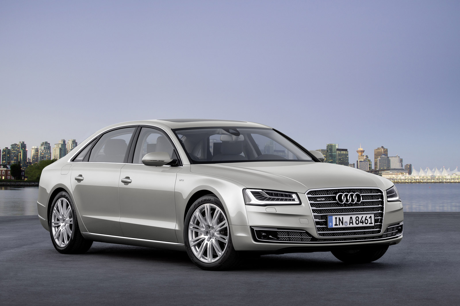2015 Audi A8 Priced From $78,295