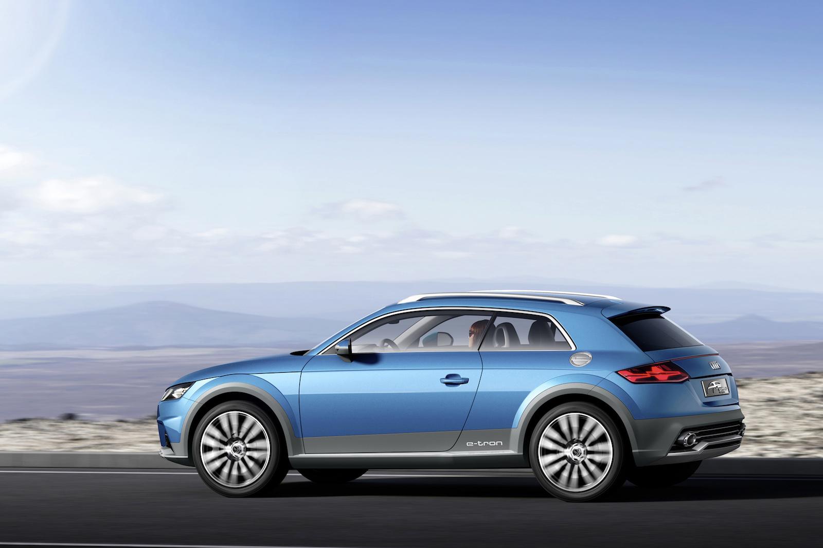Audi Exec Hints At More TT Variants, Including Shooting Brake