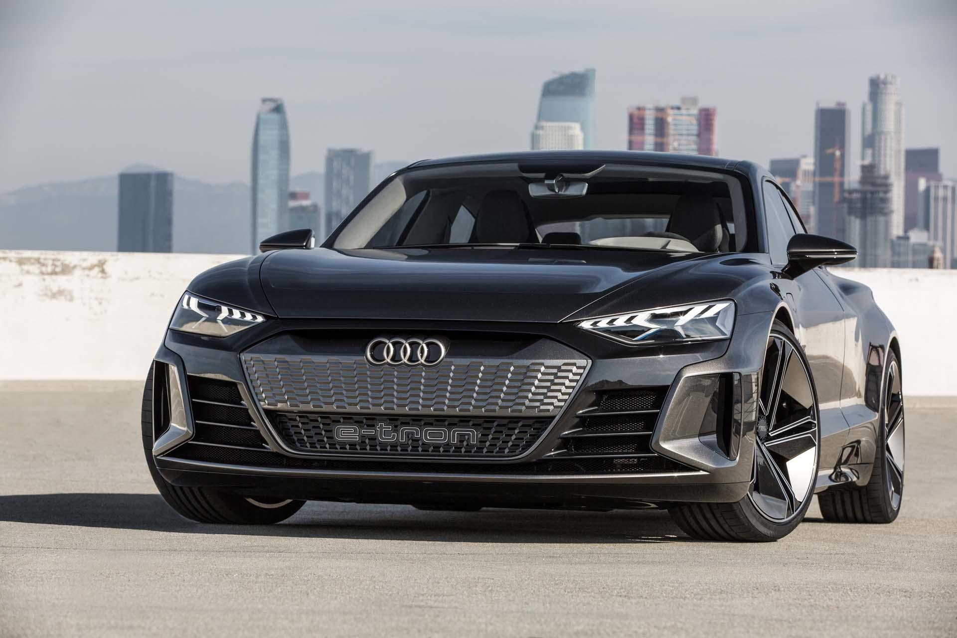 "Audi e-tron GT super sedan will star in ""Avengers 4"""