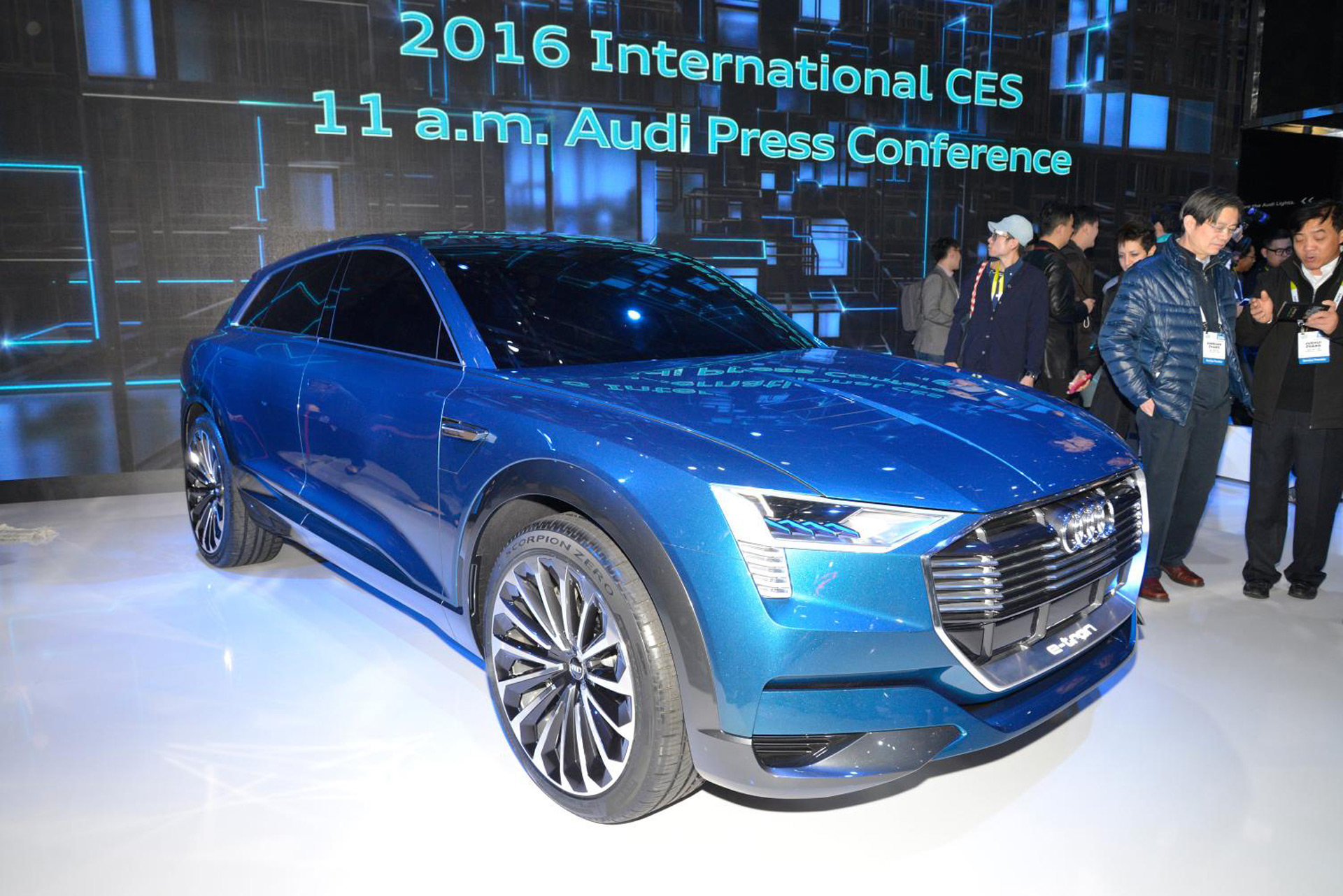 Two More Electric Cars To Follow Audi E Tron Suv By 2020 Maker Says