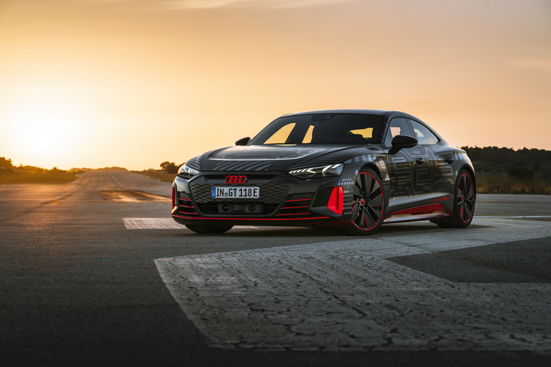 5 Audi E-Tron GT: Charging and performance details for flagship