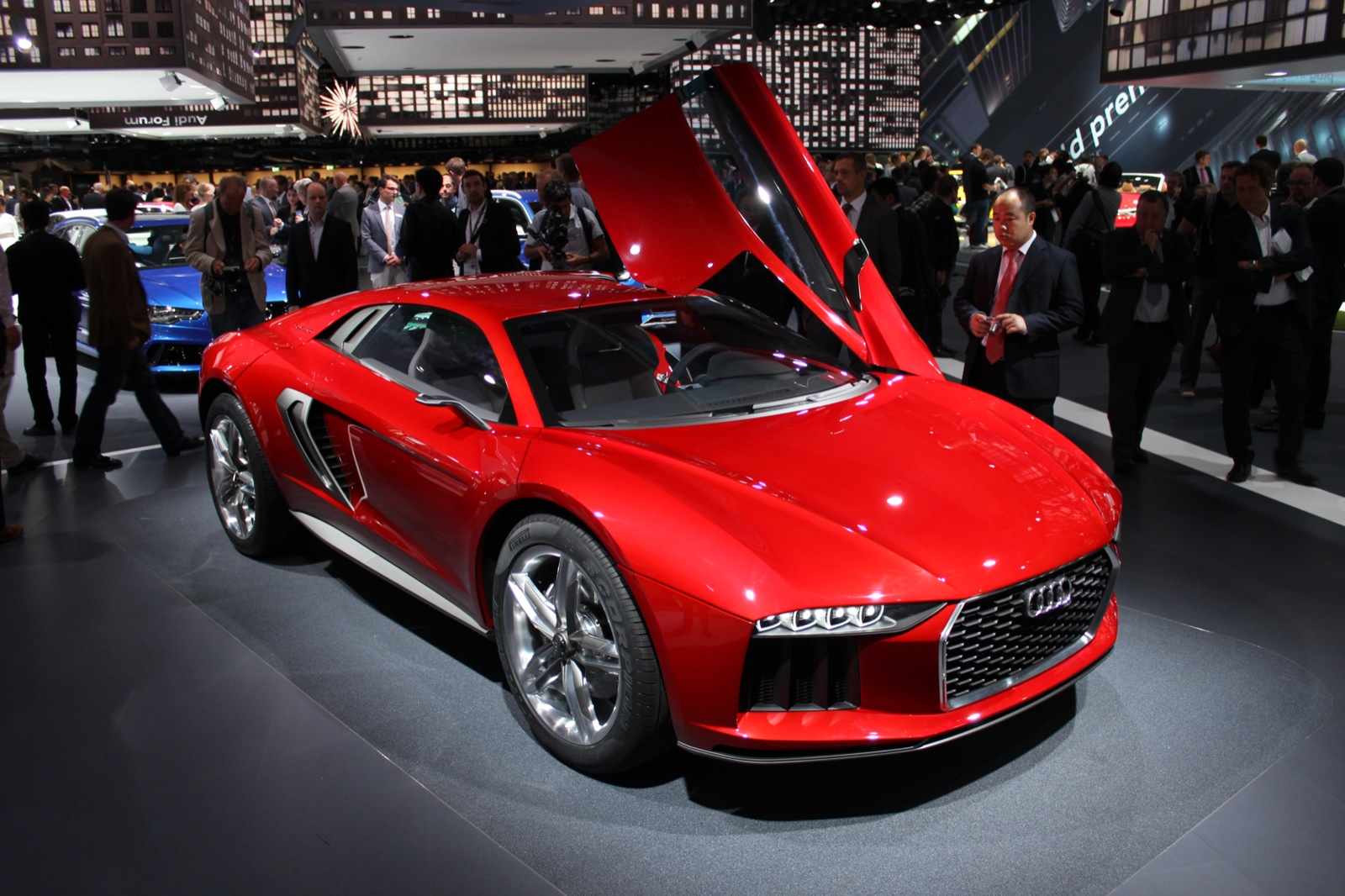 This Week S Top Photos The Frankfurt Auto Show Edition