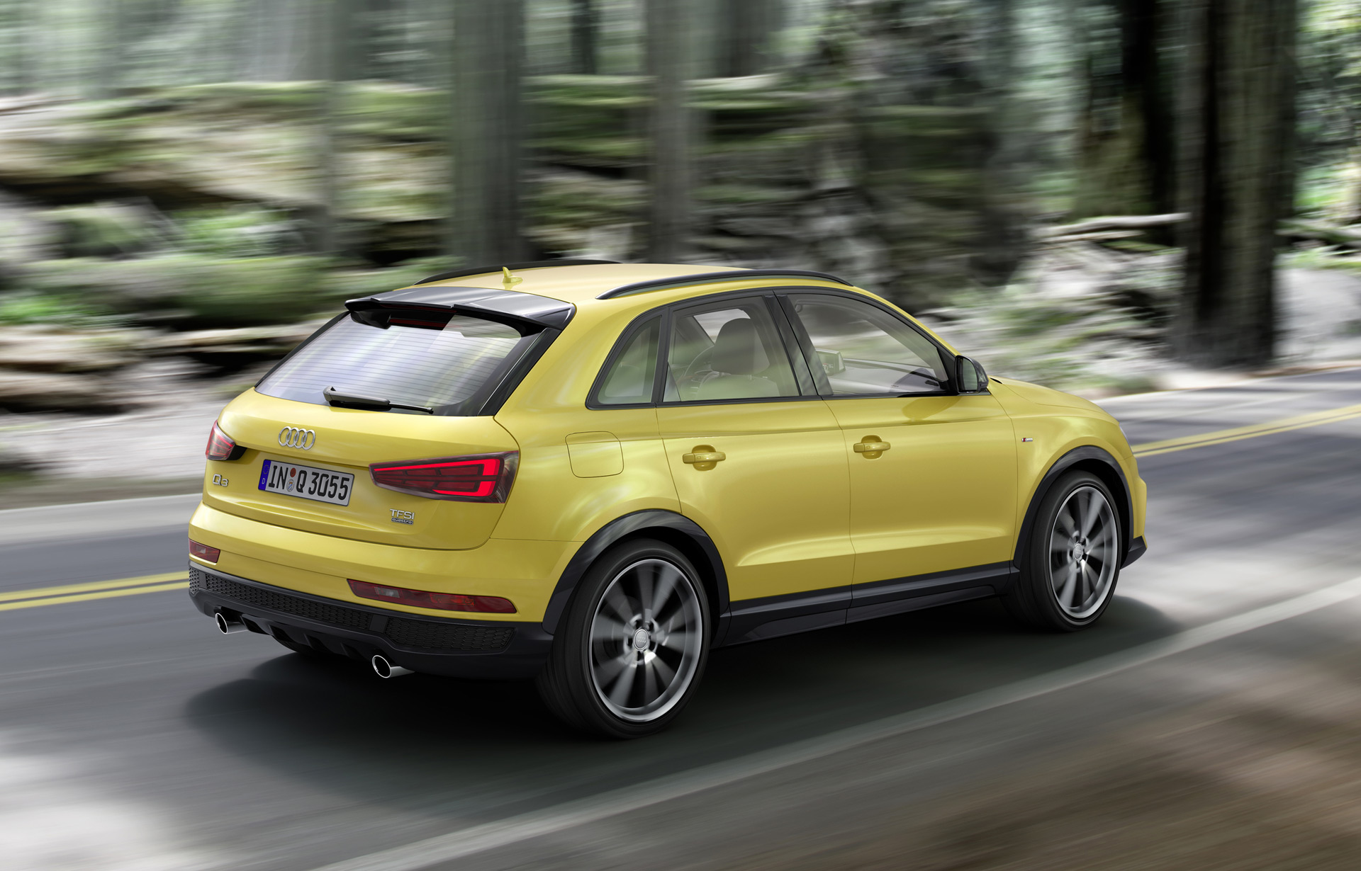 2018 audi q3 review ratings specs prices and photos the car connection. Black Bedroom Furniture Sets. Home Design Ideas