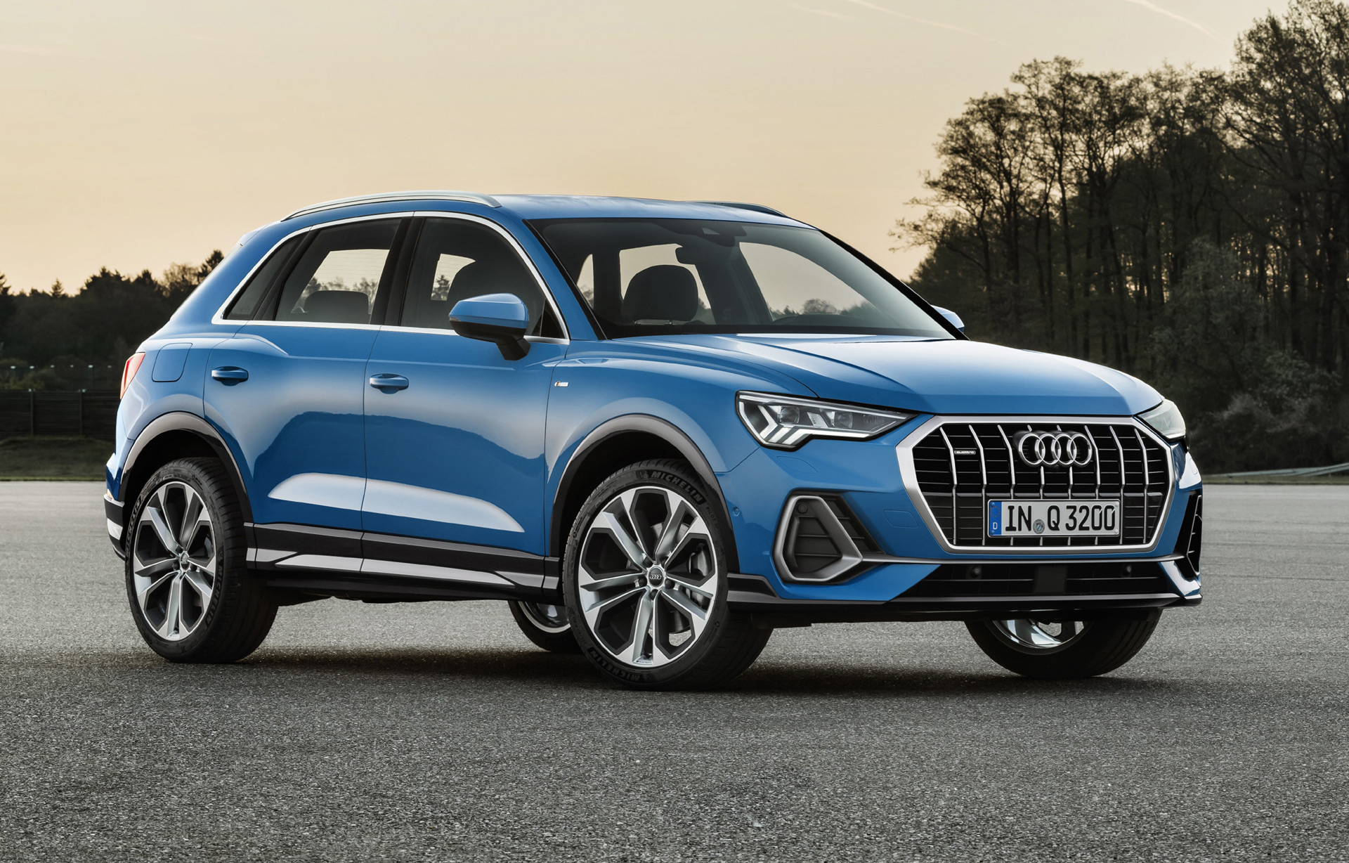 2019 Audi Q3 Revealed Flagship Style Bite Size Dimensions