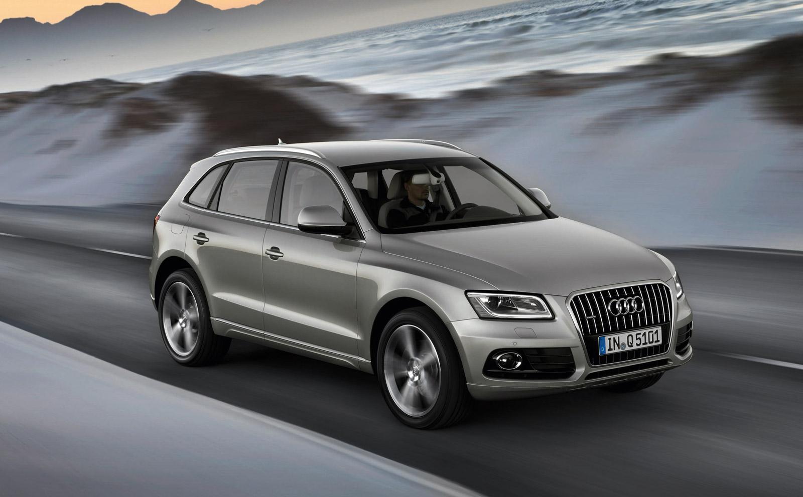 2013 Audi Q5 Preview