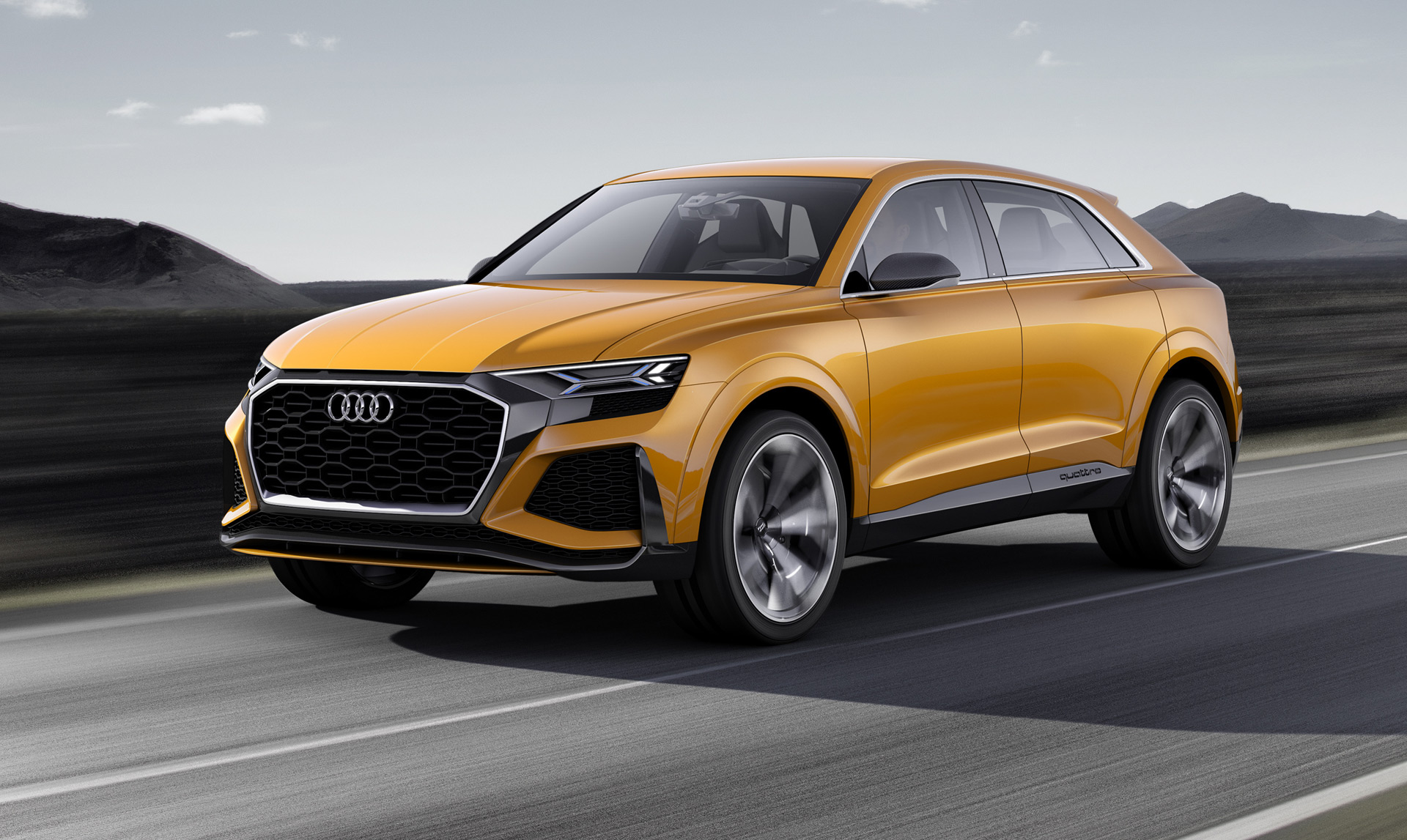 Audi Suv Models >> Most New Audi Rs Models Will Be Suvs