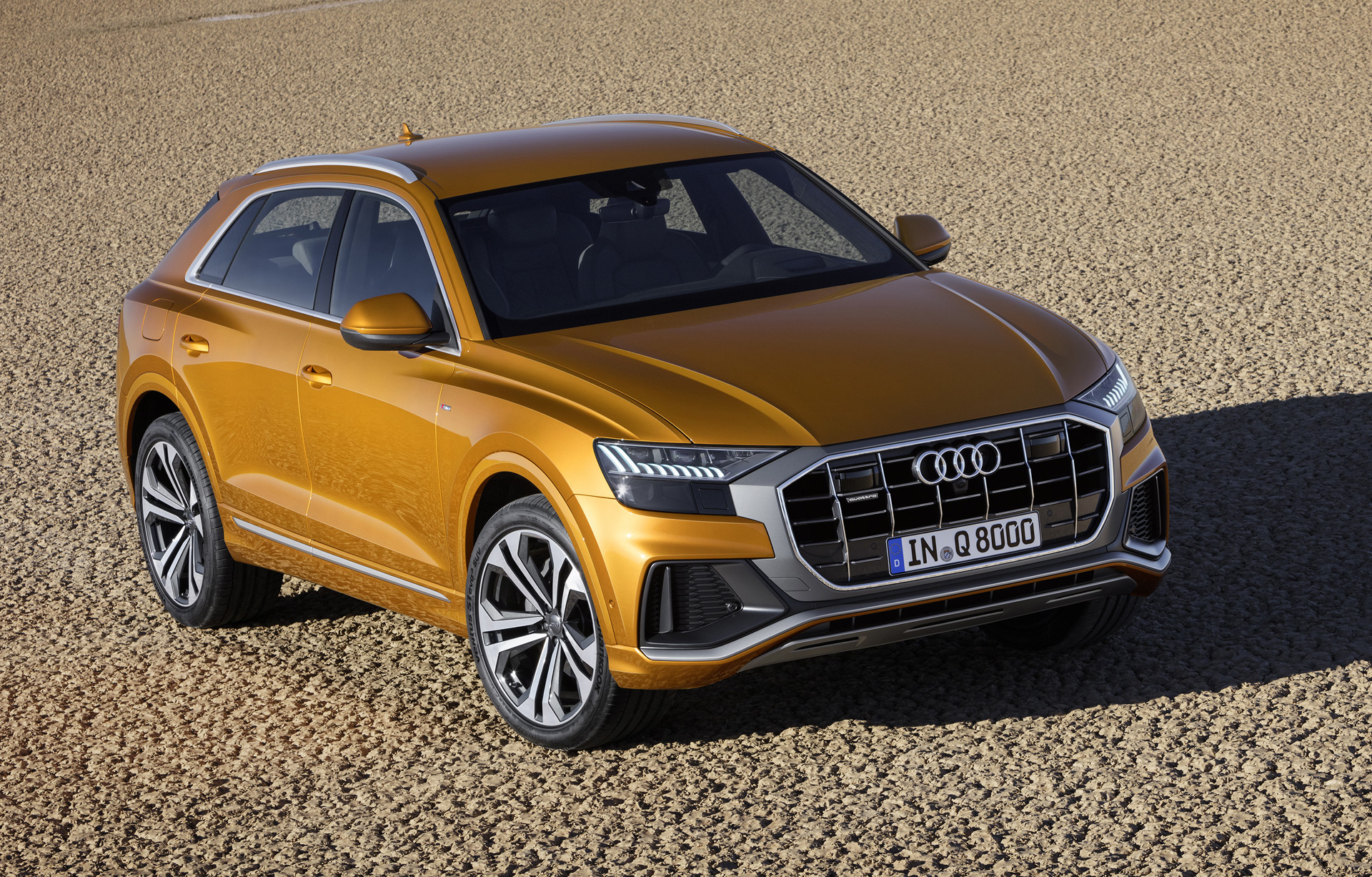 2019 Audi Q8 Release Date, Redesign, Hybrid, RS >> Audi Q8 Revealed Presages New Look For Audi Suvs