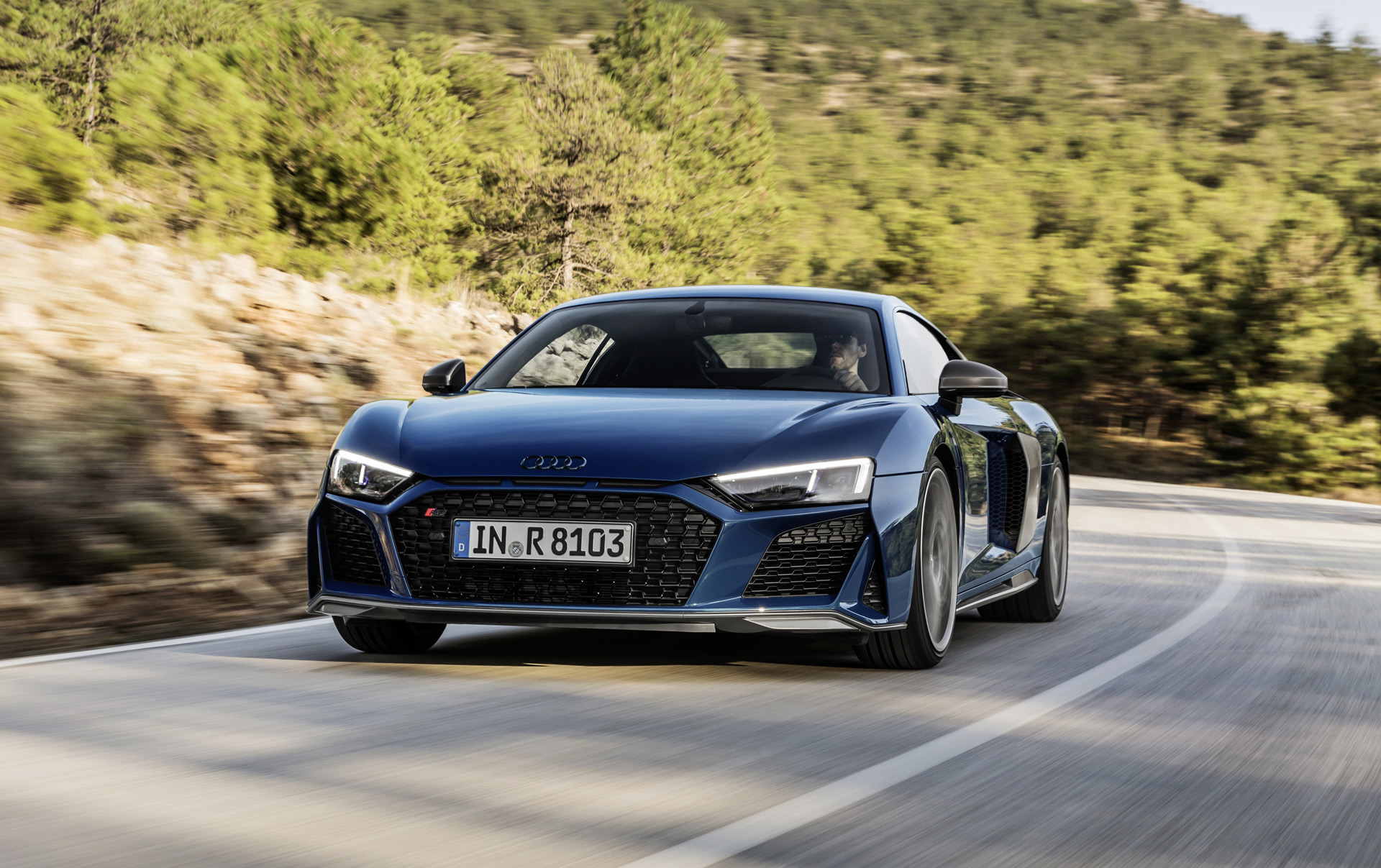 2019 Audi R8 debuts with sharper look, more power